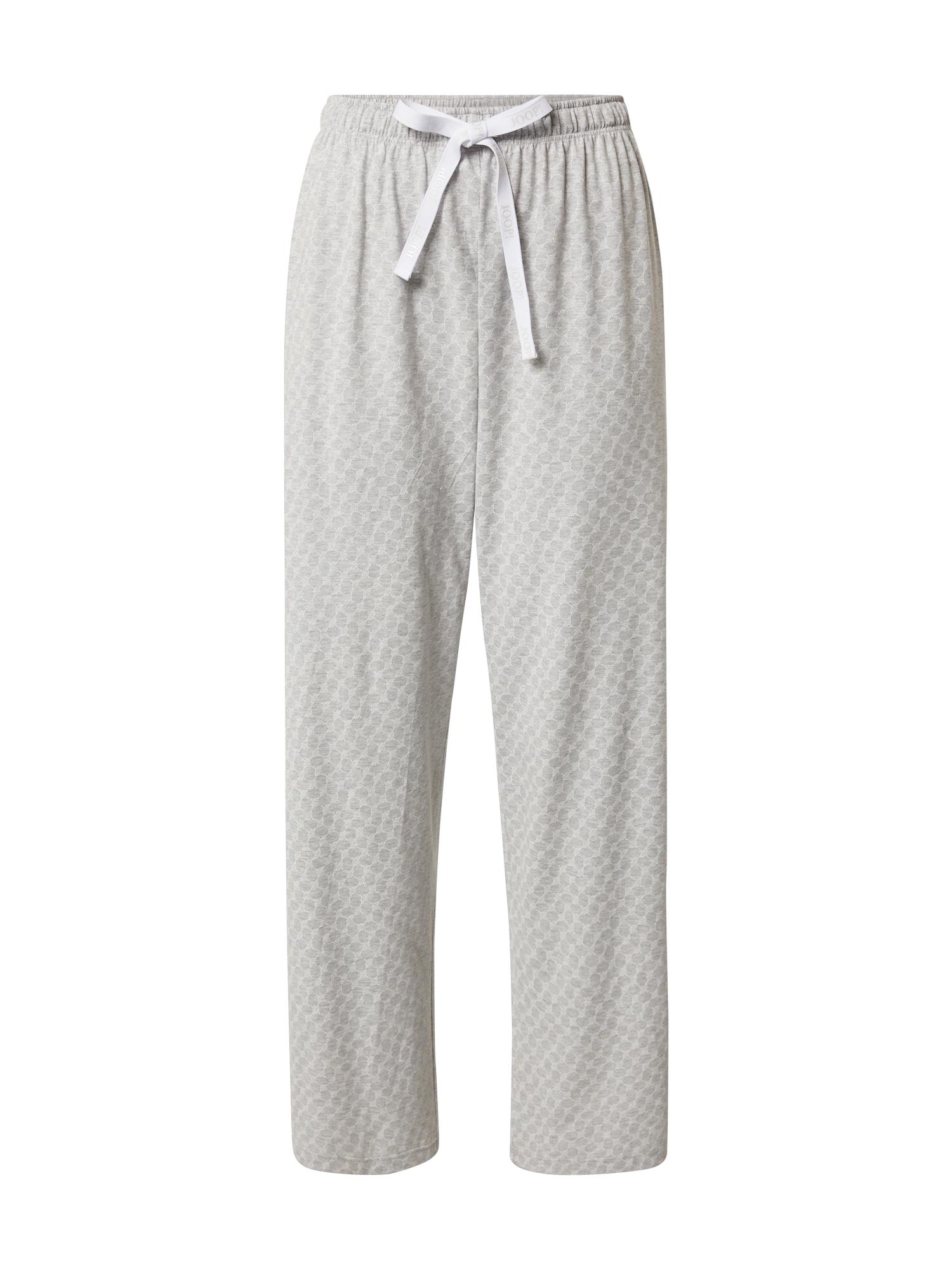 JOOP! Bodywear Pižaminės kelnės šviesiai pilka