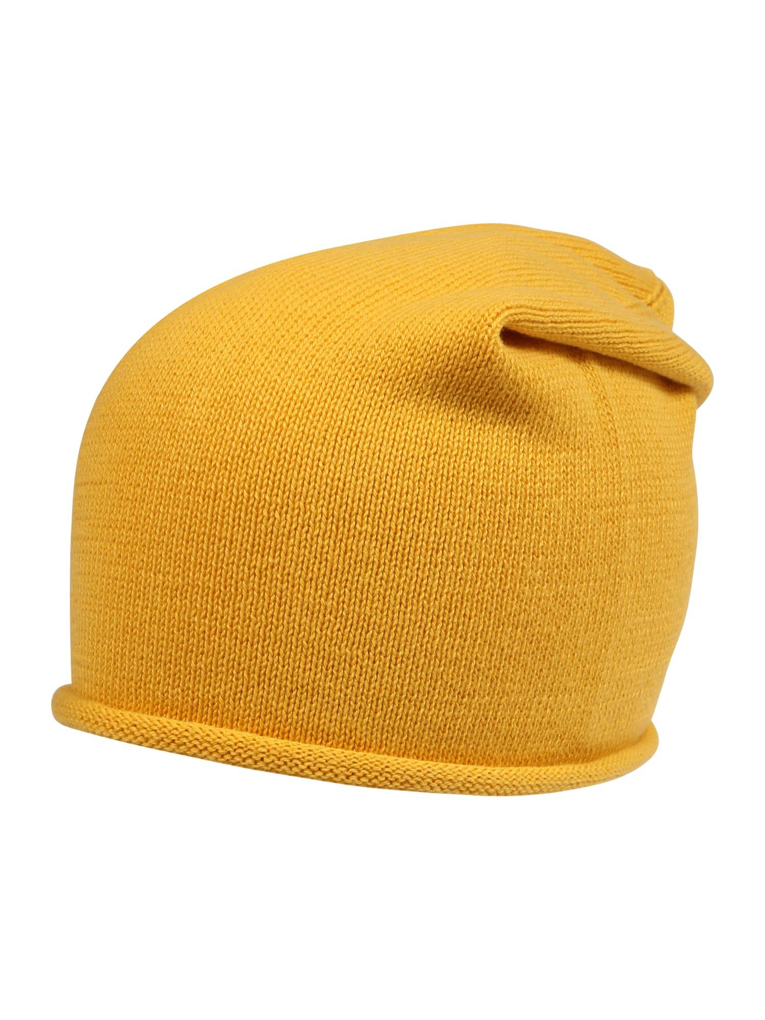 ABOUT YOU Čepice 'Sude'  žlutá