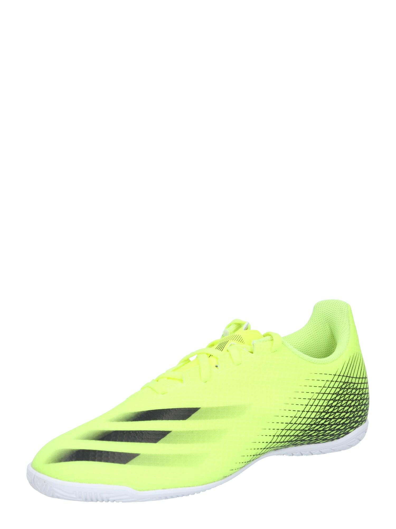 ADIDAS PERFORMANCE Futbolo bateliai geltona / juoda