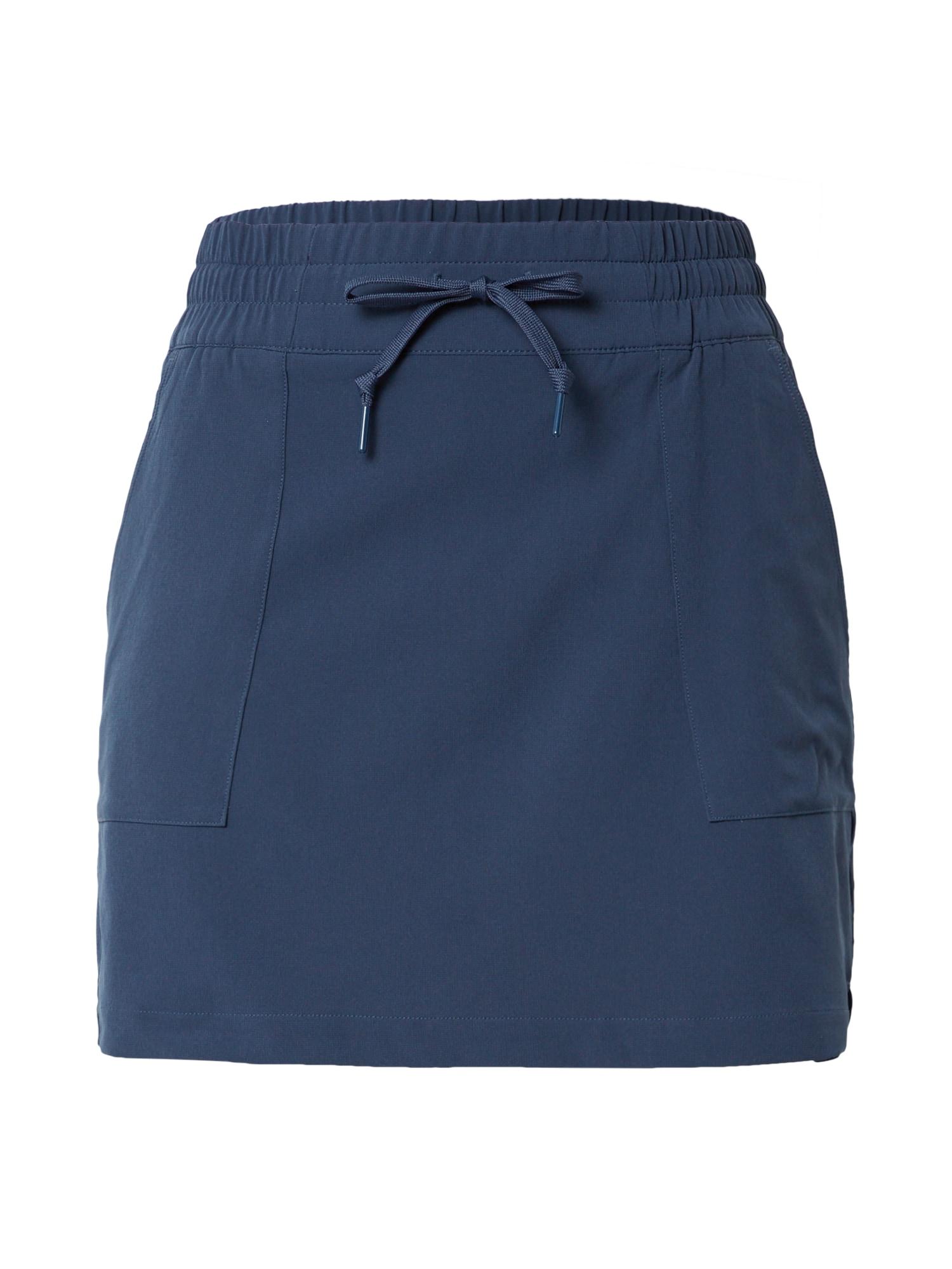 adidas Golf Sportinio stiliaus sijonas 'GO-TO' tamsiai mėlyna