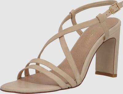 Bianco Dee Dee Cross Vorder Riemen Sandalette