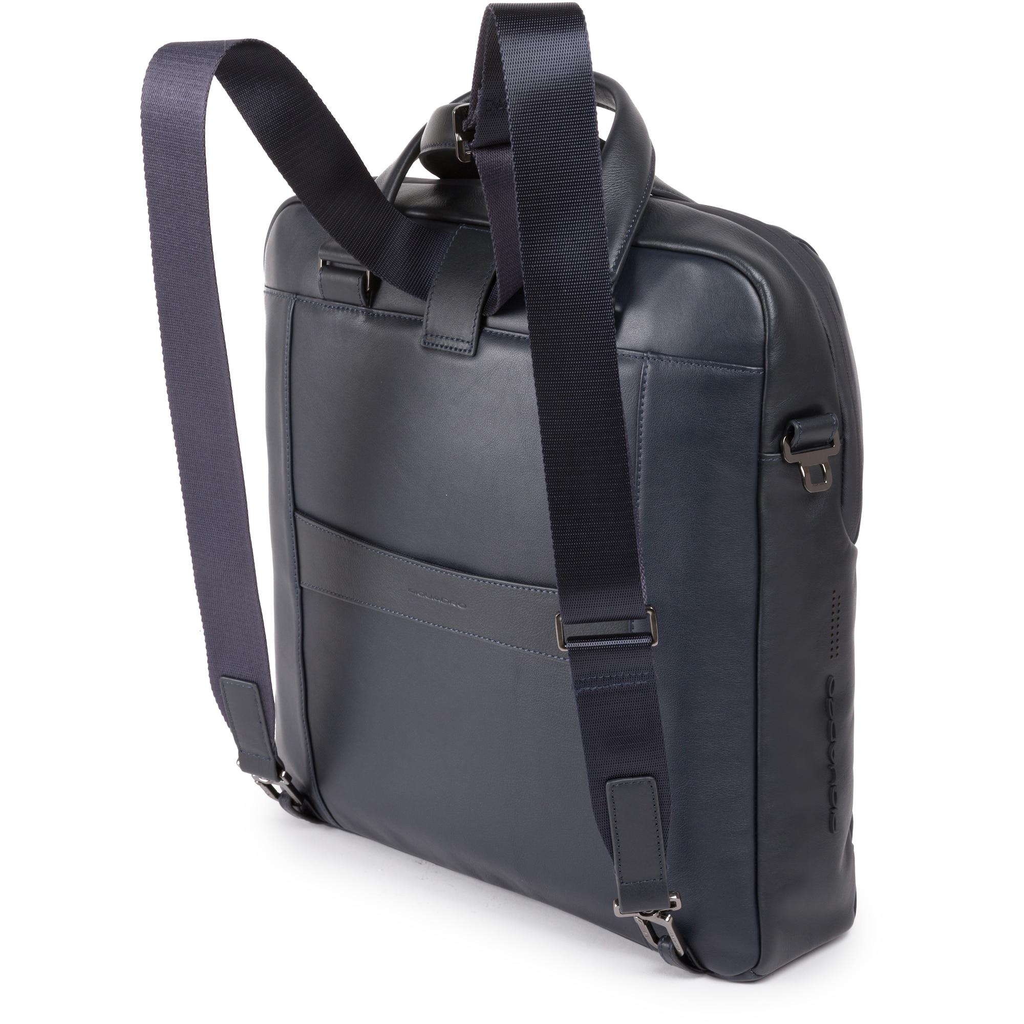 piquadro - Urban Laptoptasche Leder 37 cm Laptopfach