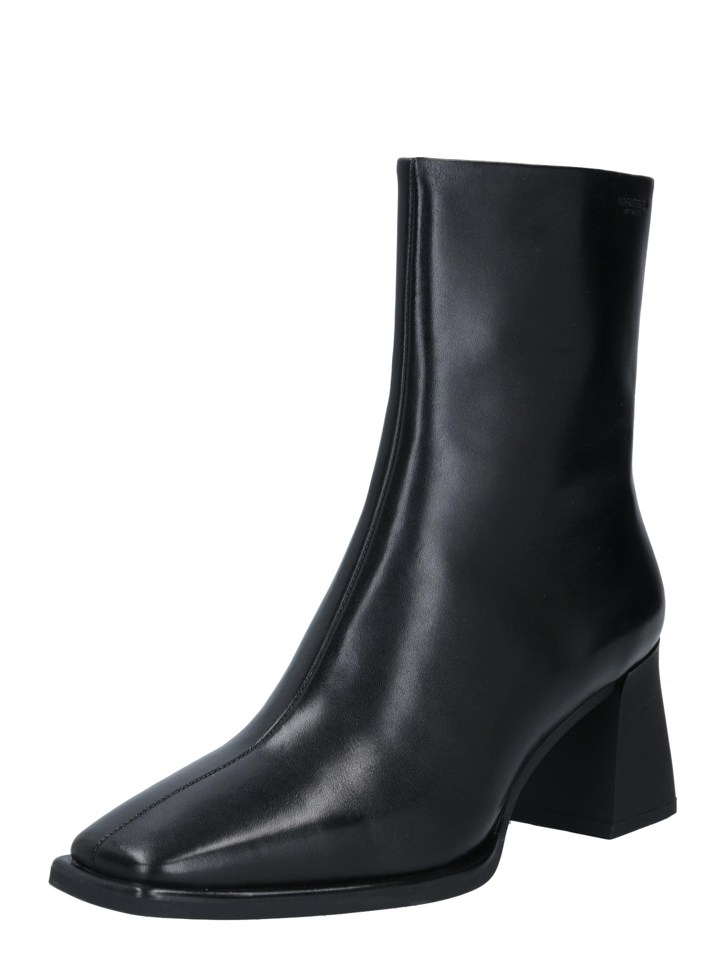 VAGABOND SHOEMAKERS Kotníkové boty 'Hedda'  černá