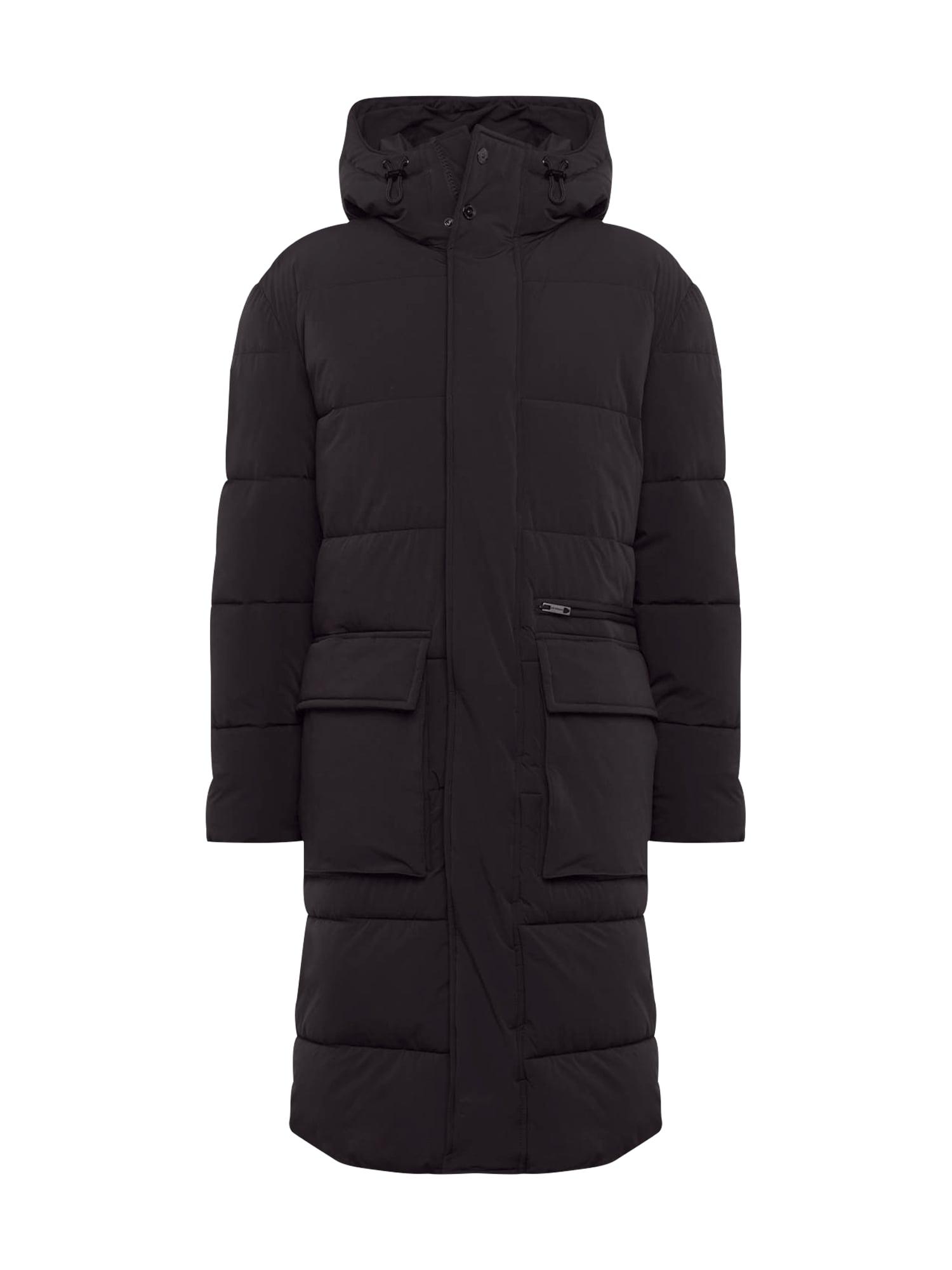 STRELLSON Žieminis paltas juoda
