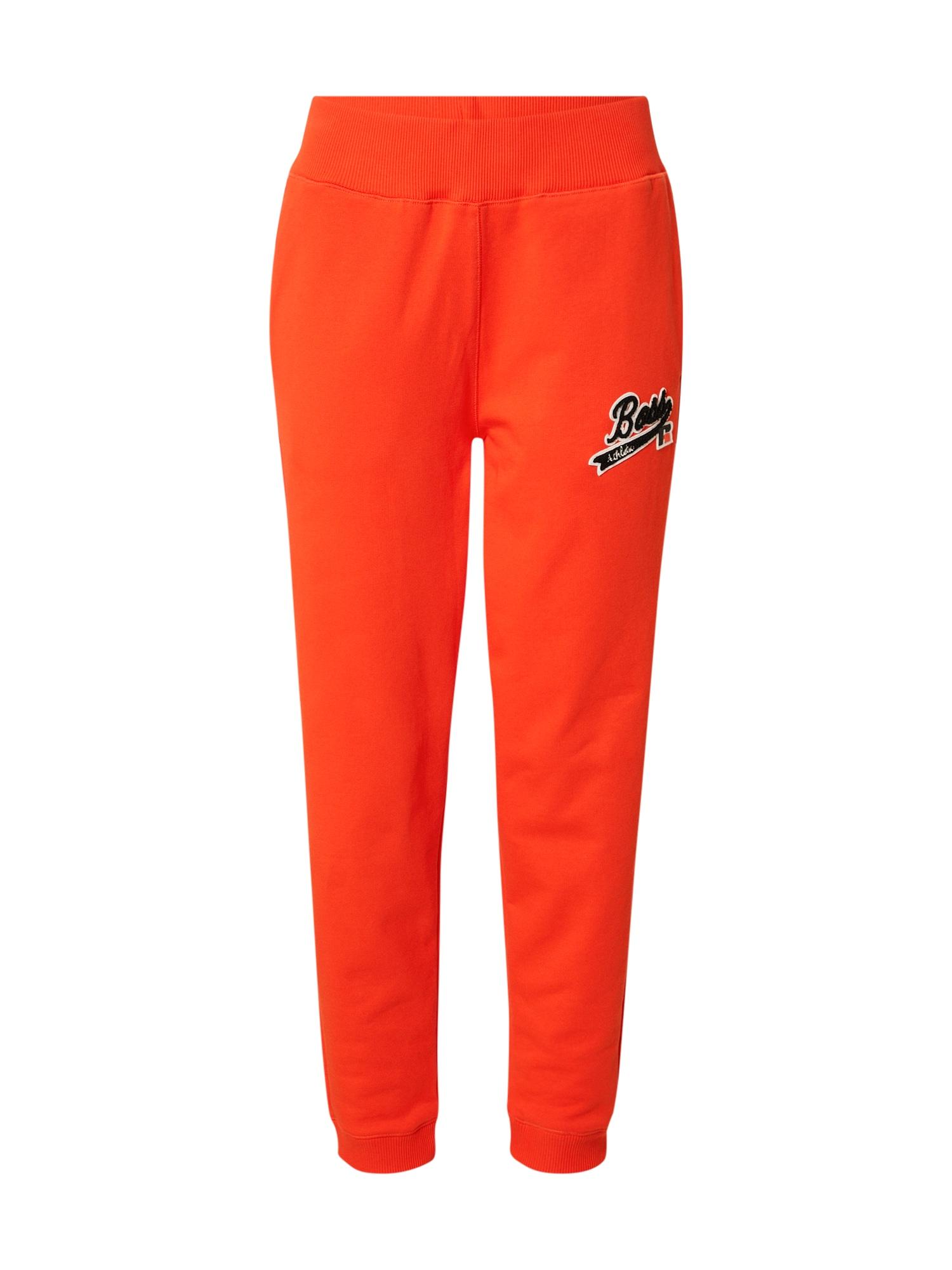 BOSS Kalhoty 'C_Ejoy_RA'  oranžová