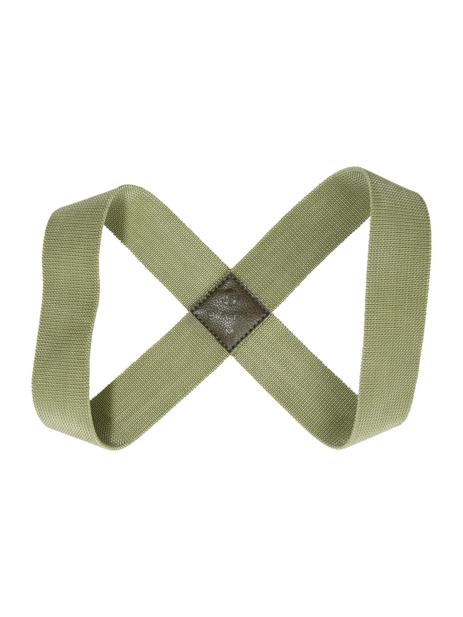 bahé yoga Tampri juosta šviesiai žalia