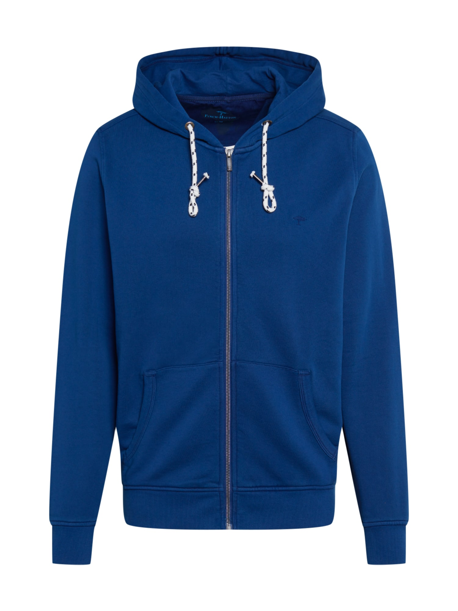FYNCH-HATTON Džemperis tamsiai mėlyna