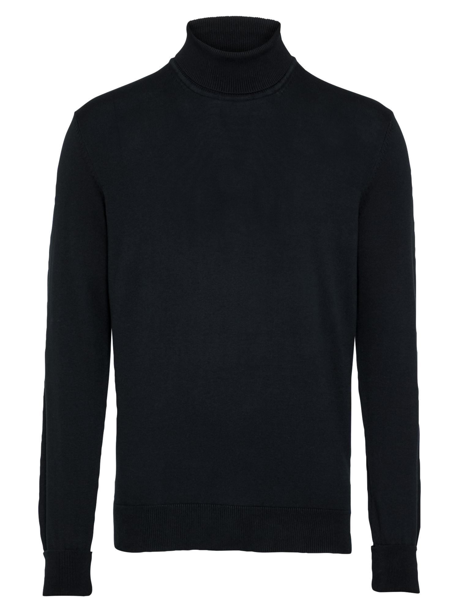 Ben Sherman Megztinis juoda