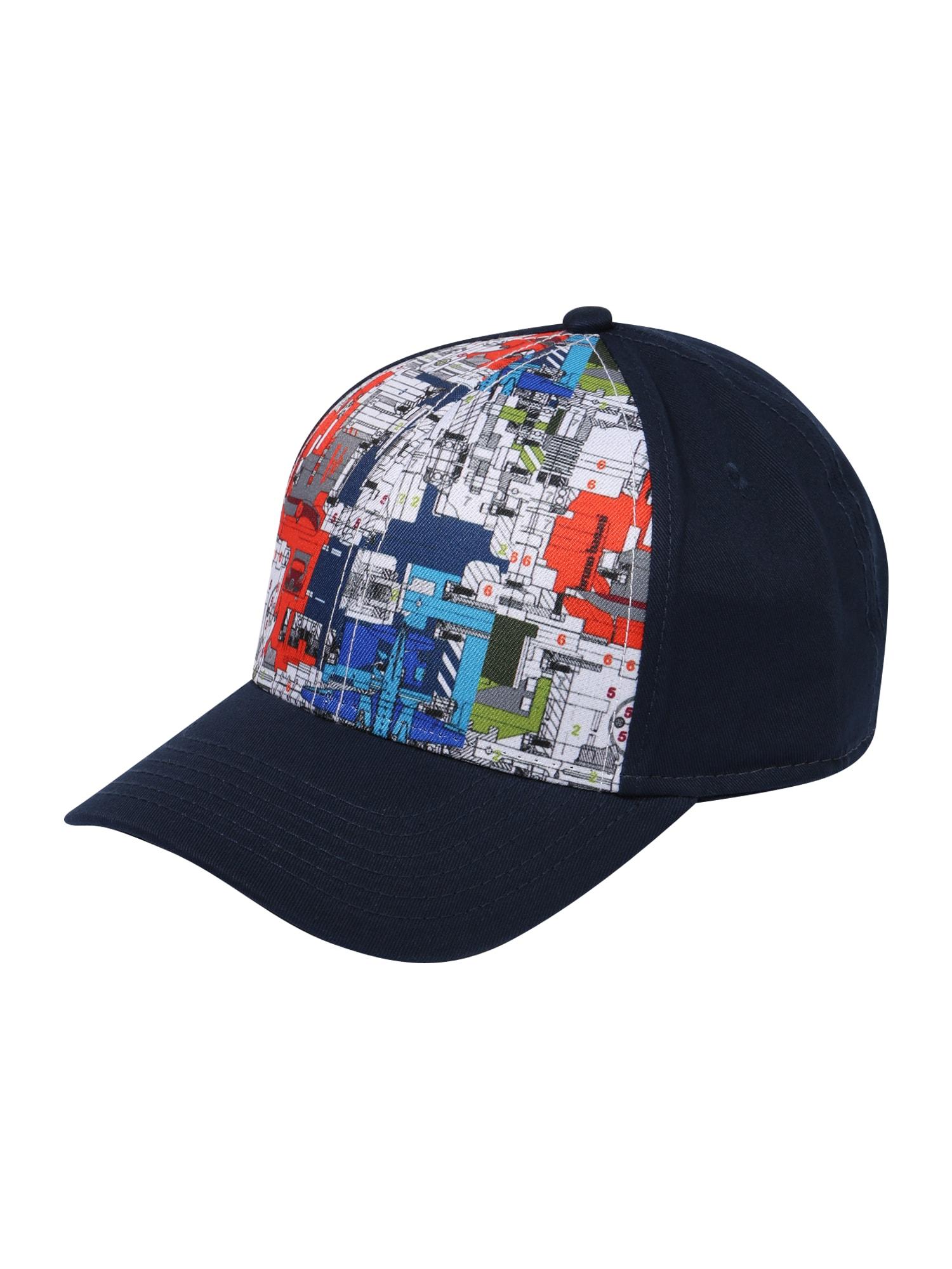 BRUNO BANANI Kepurė mišrios spalvos / tamsiai mėlyna