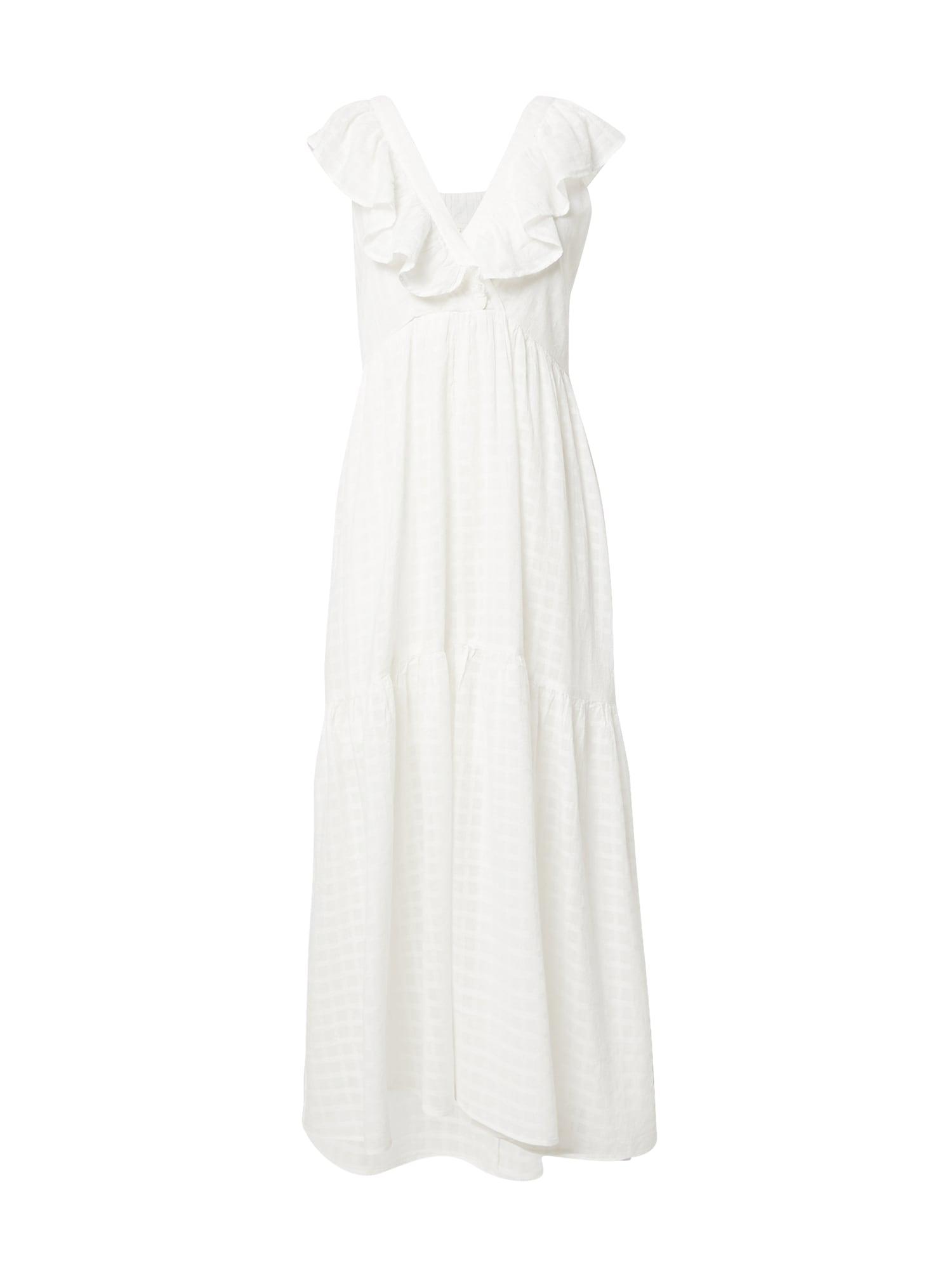La petite étoile Vasarinė suknelė balta