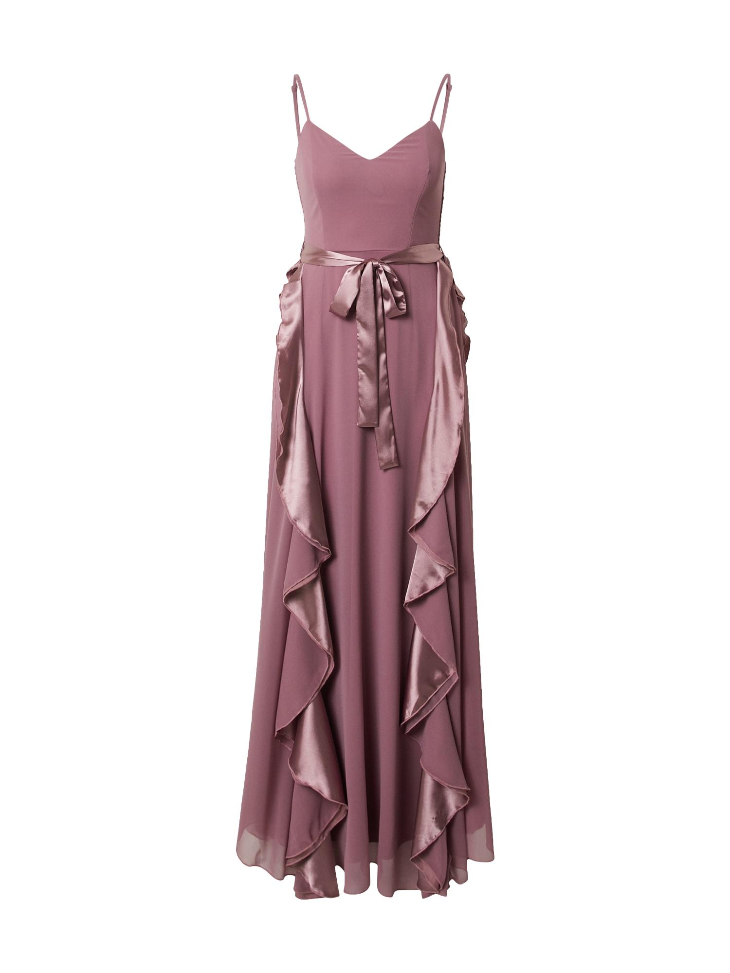 Little Mistress Vakarinė suknelė rožinė
