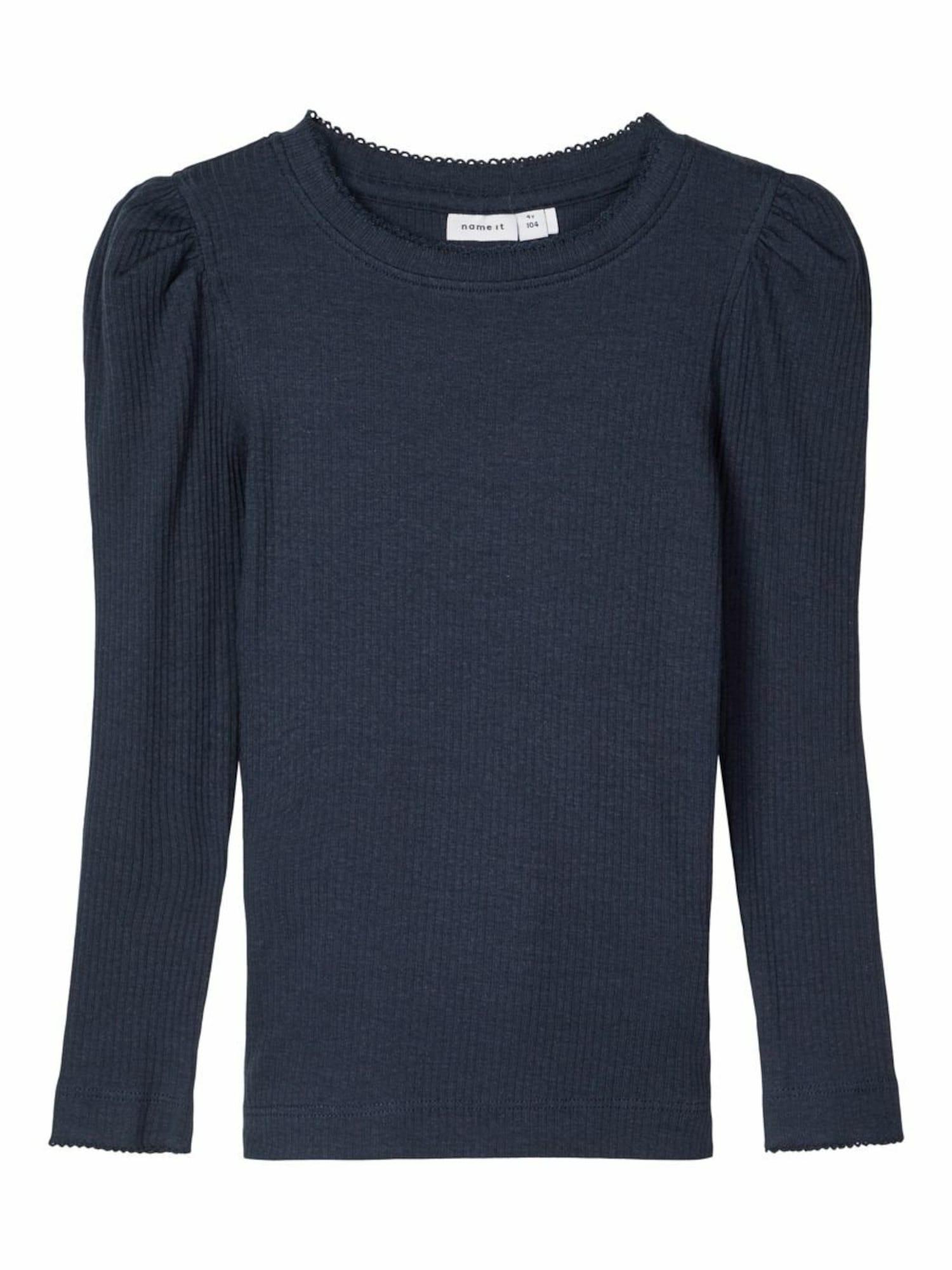 NAME IT Marškinėliai 'KABEXI' tamsiai mėlyna