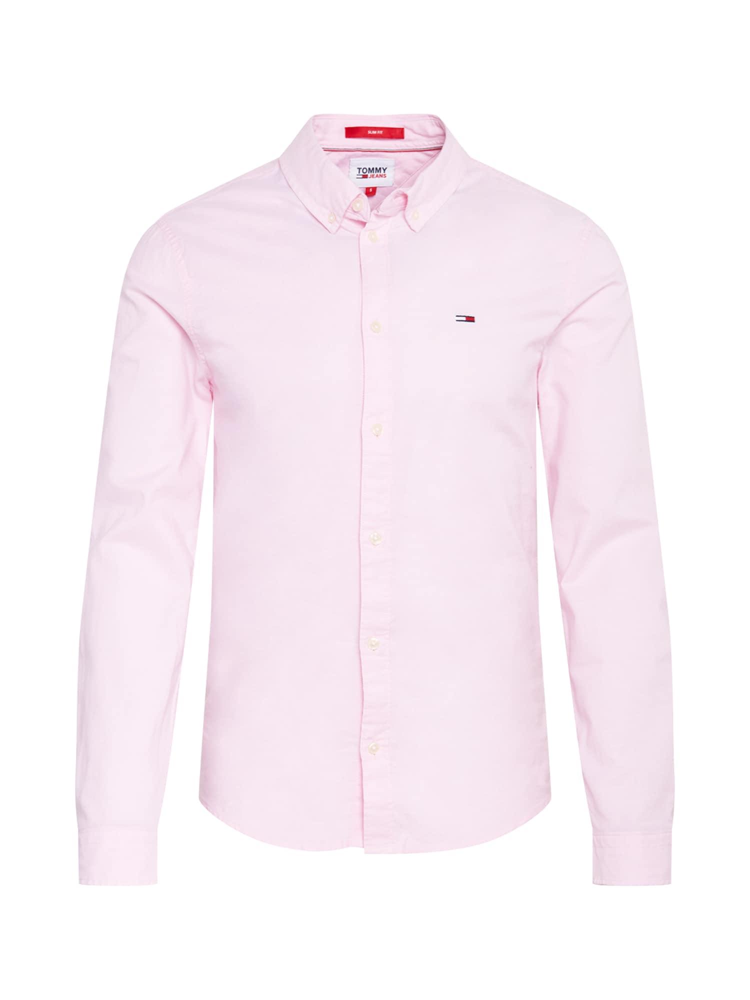 Tommy Jeans Košile  růžová