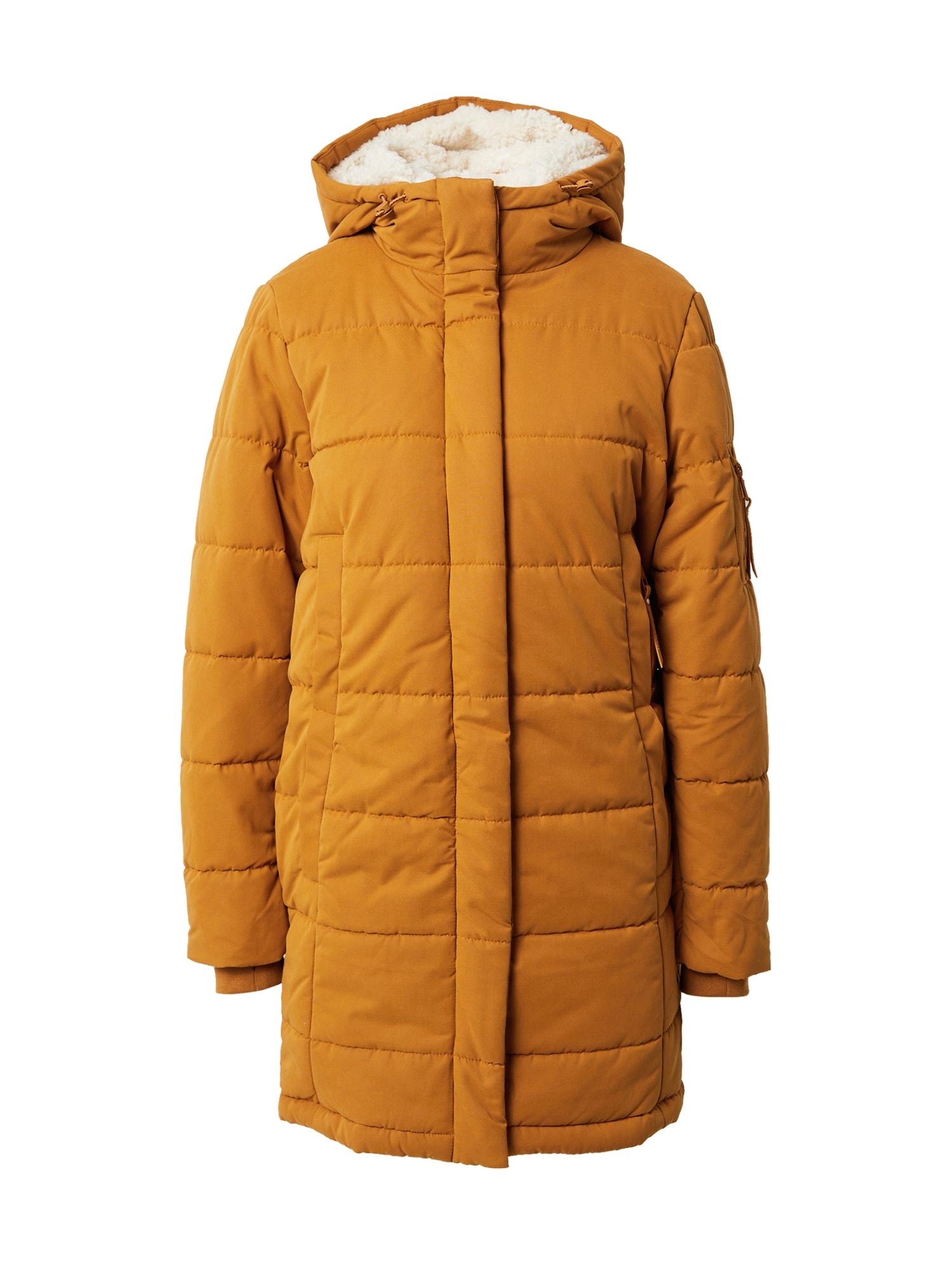 TOM TAILOR DENIM Zimní kabát  kari