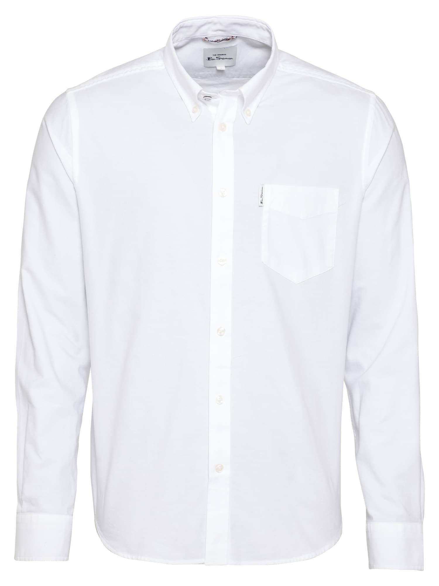 Ben Sherman Dalykinio stiliaus marškiniai balta