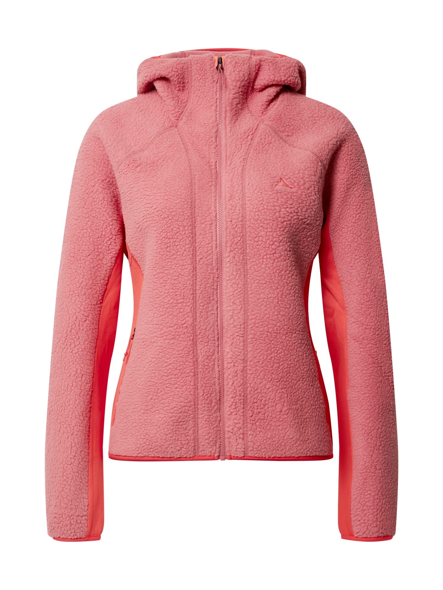 Schöffel Funkcinis flisinis džemperis ryškiai rožinė spalva