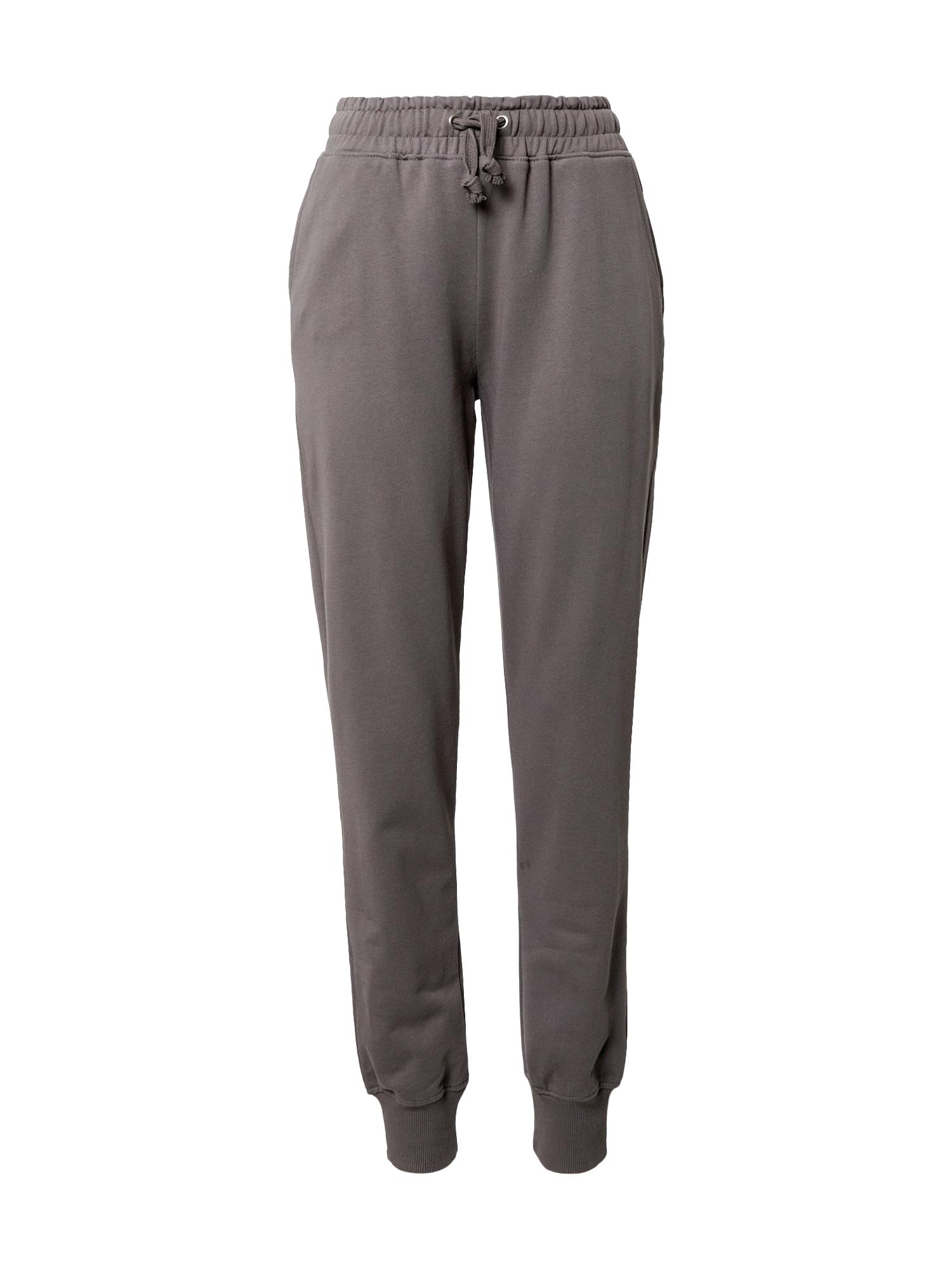 NA-KD Kalhoty  šedá