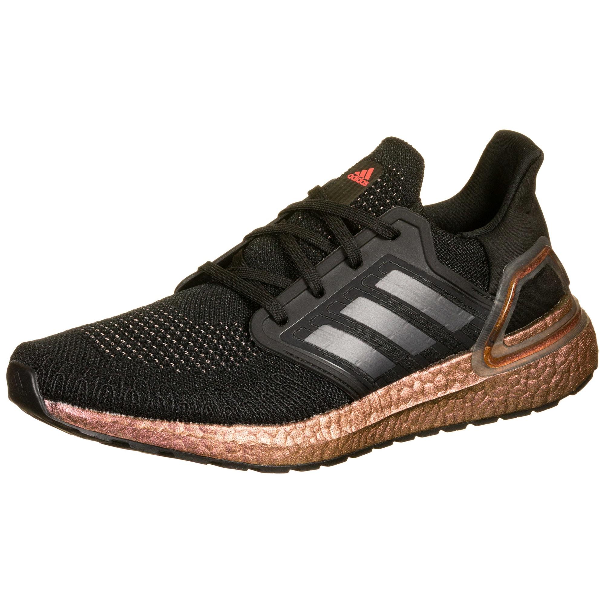ADIDAS PERFORMANCE Bežecká obuv 'Ultraboost'  strieborná / čierna / bronzová