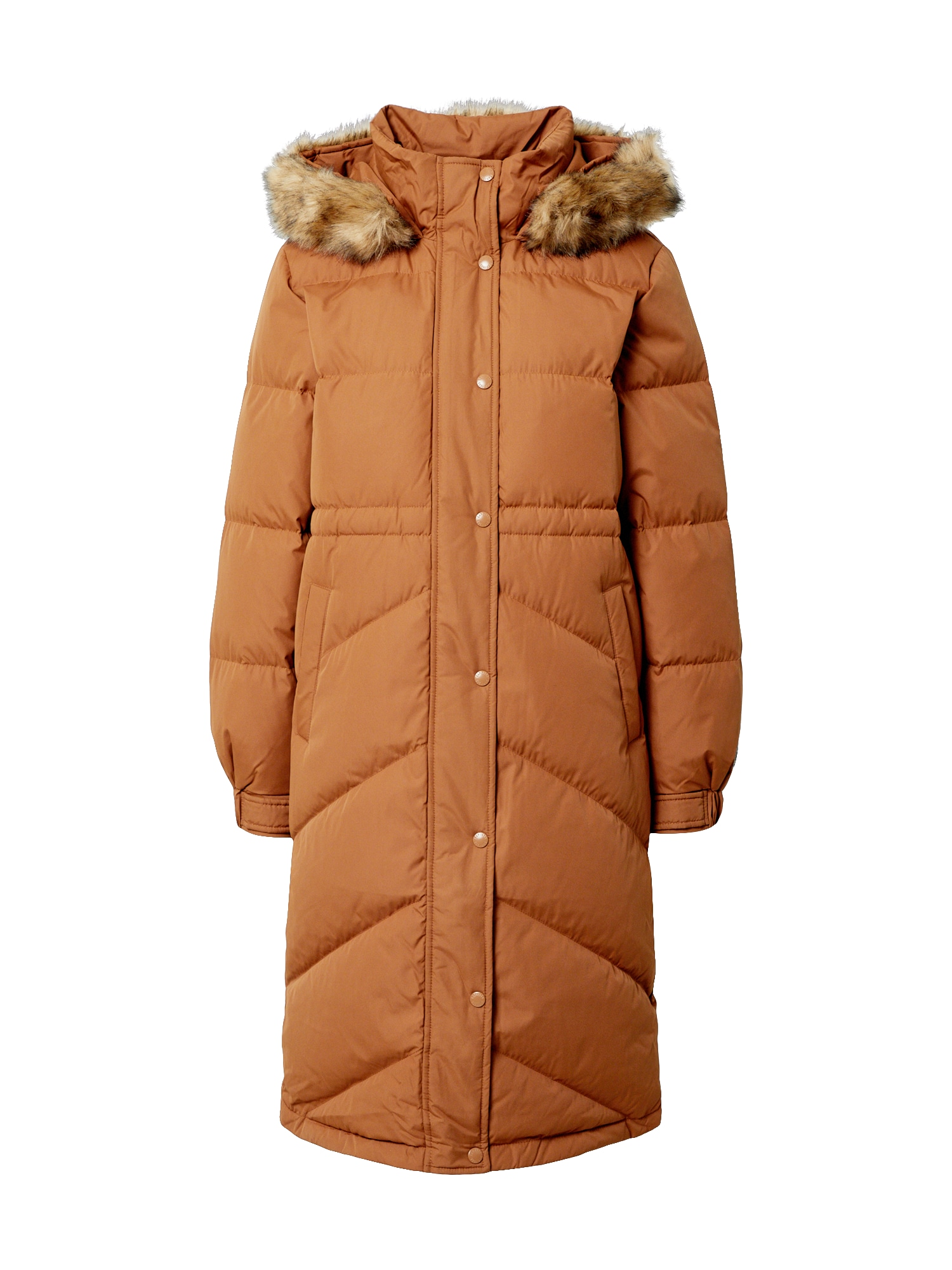 GAP Žieminis paltas ruda