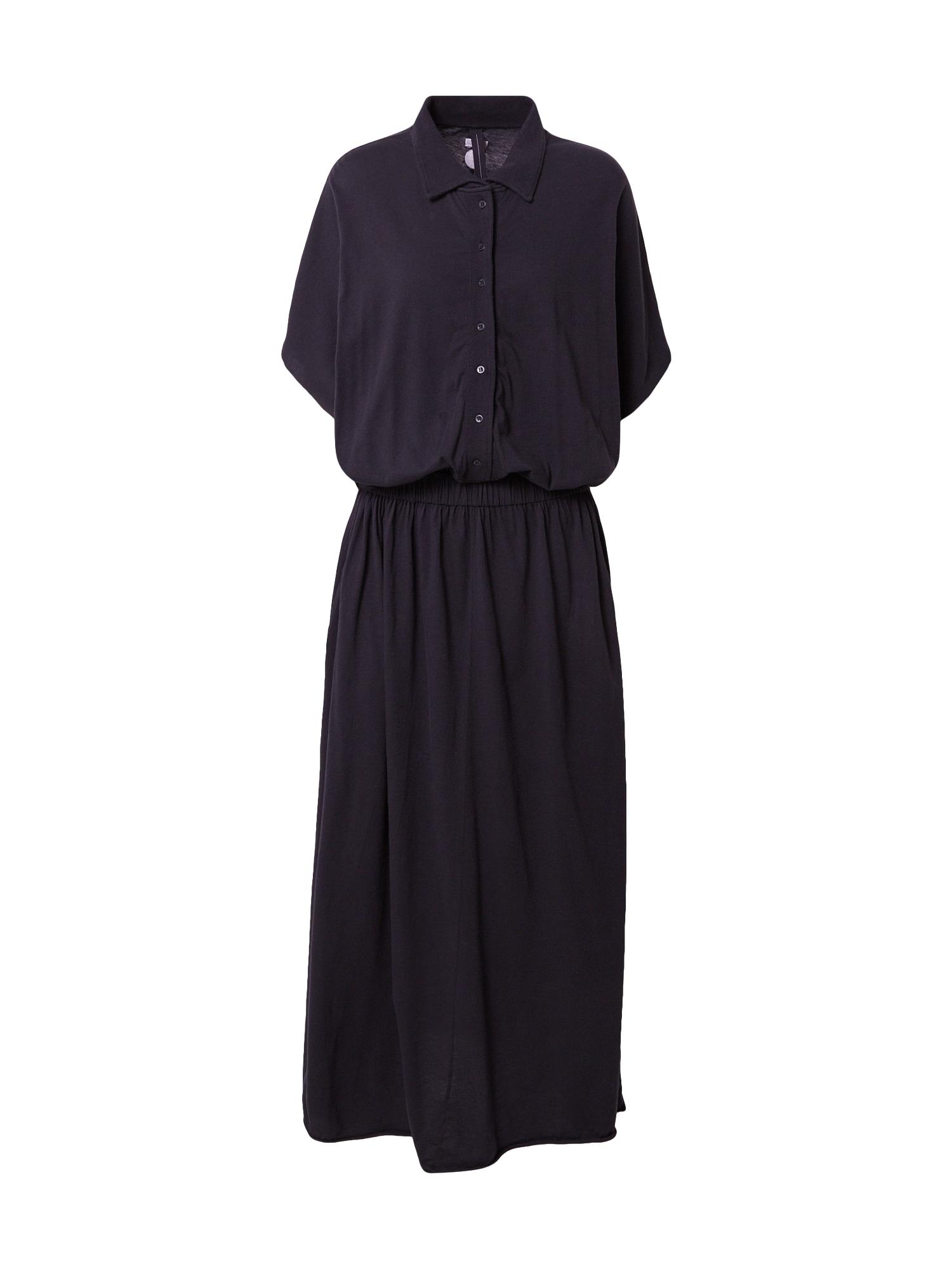 10Days Palaidinės tipo suknelė juoda / balta