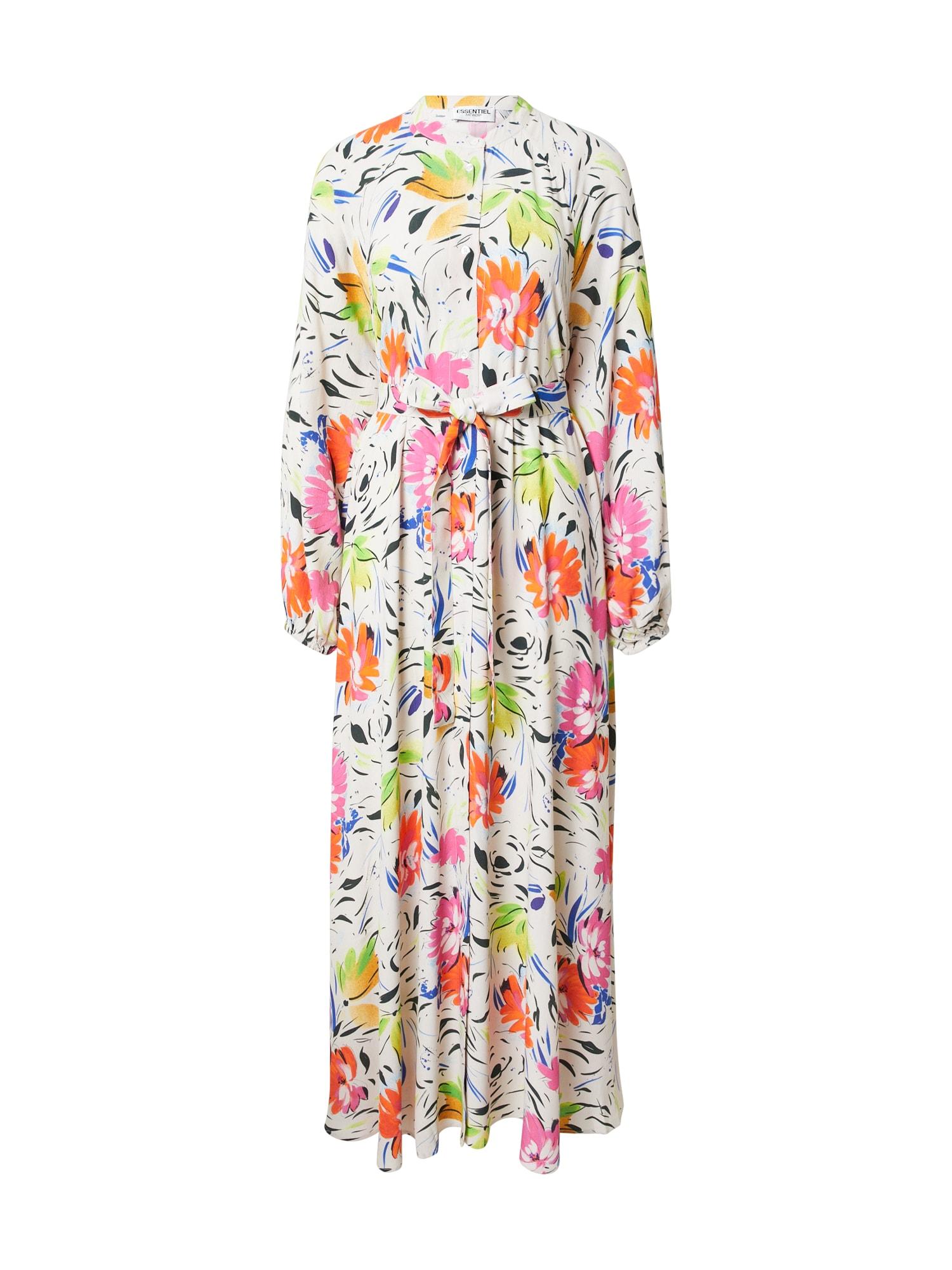 Essentiel Antwerp Palaidinės tipo suknelė balta / raudona / žalia / nakties mėlyna / oranžinė