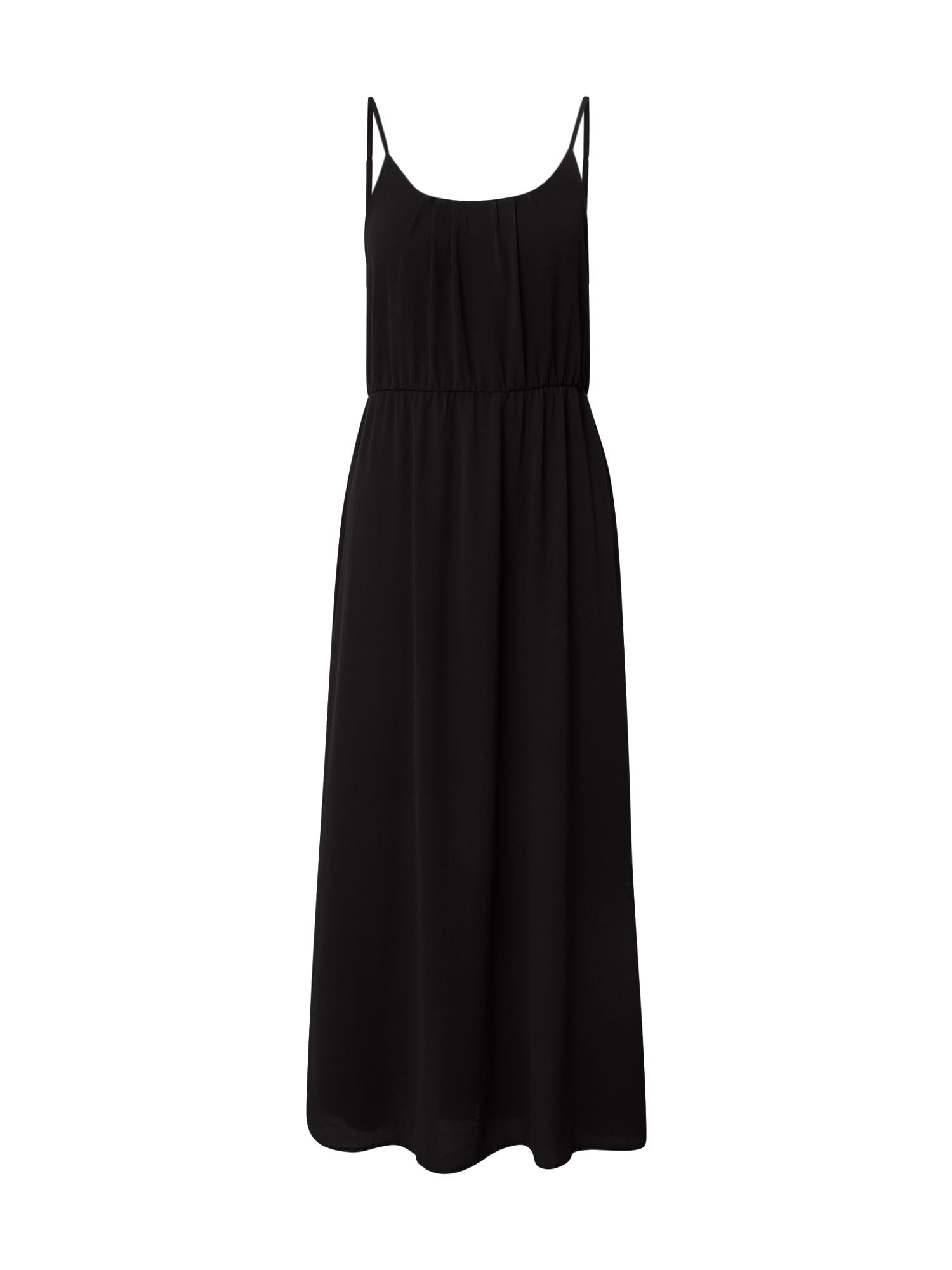 VERO MODA Letní šaty 'SASHA'  černá