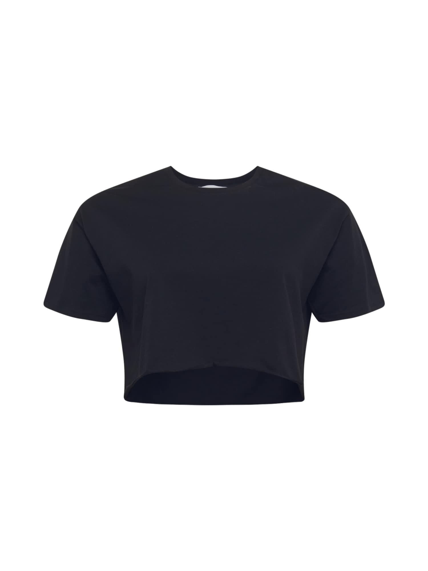 NU-IN Plus Marškinėliai juoda