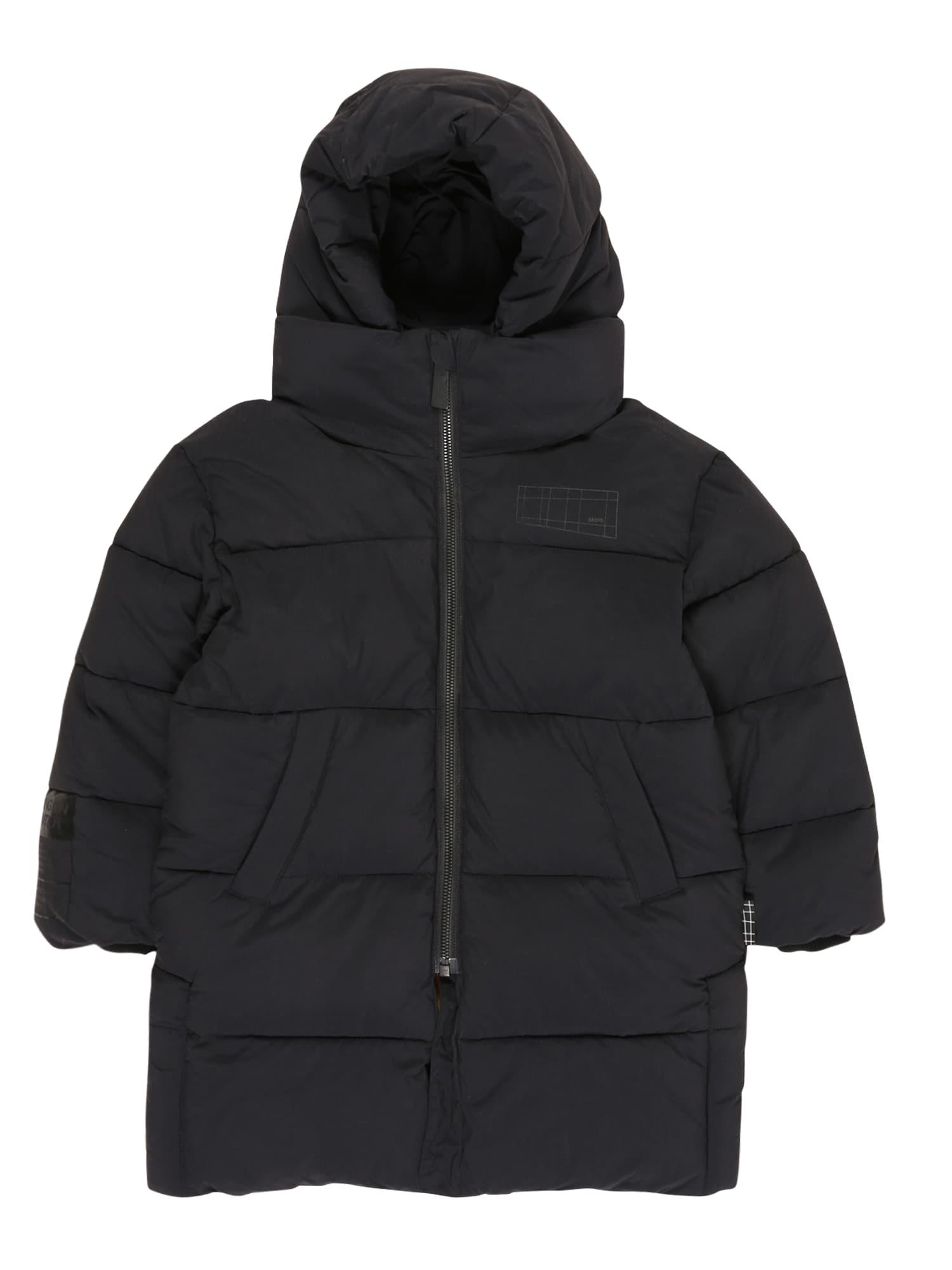 Molo Zimná bunda 'Harper'  čierna