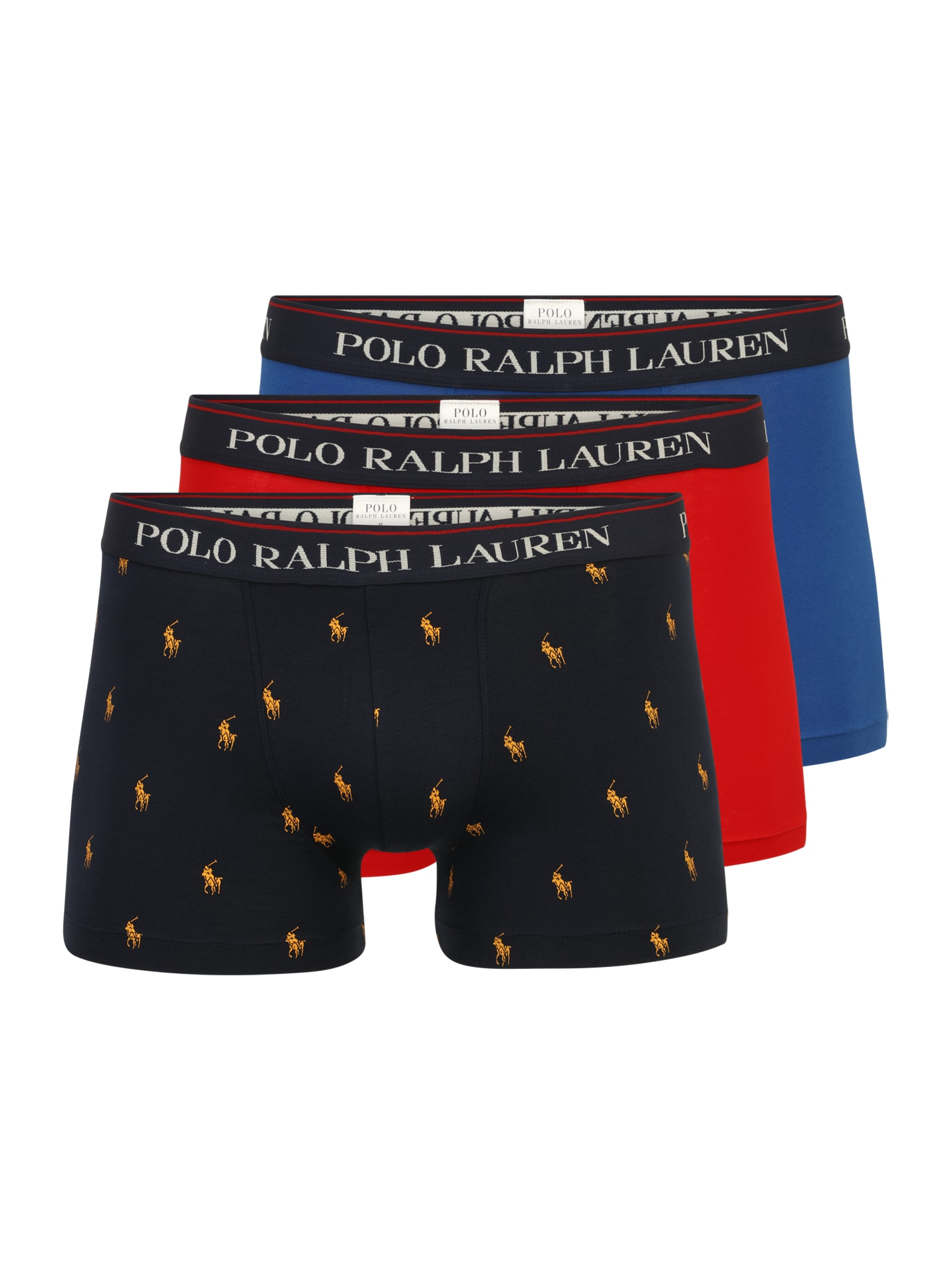Polo Ralph Lauren Boxerky  mix barev