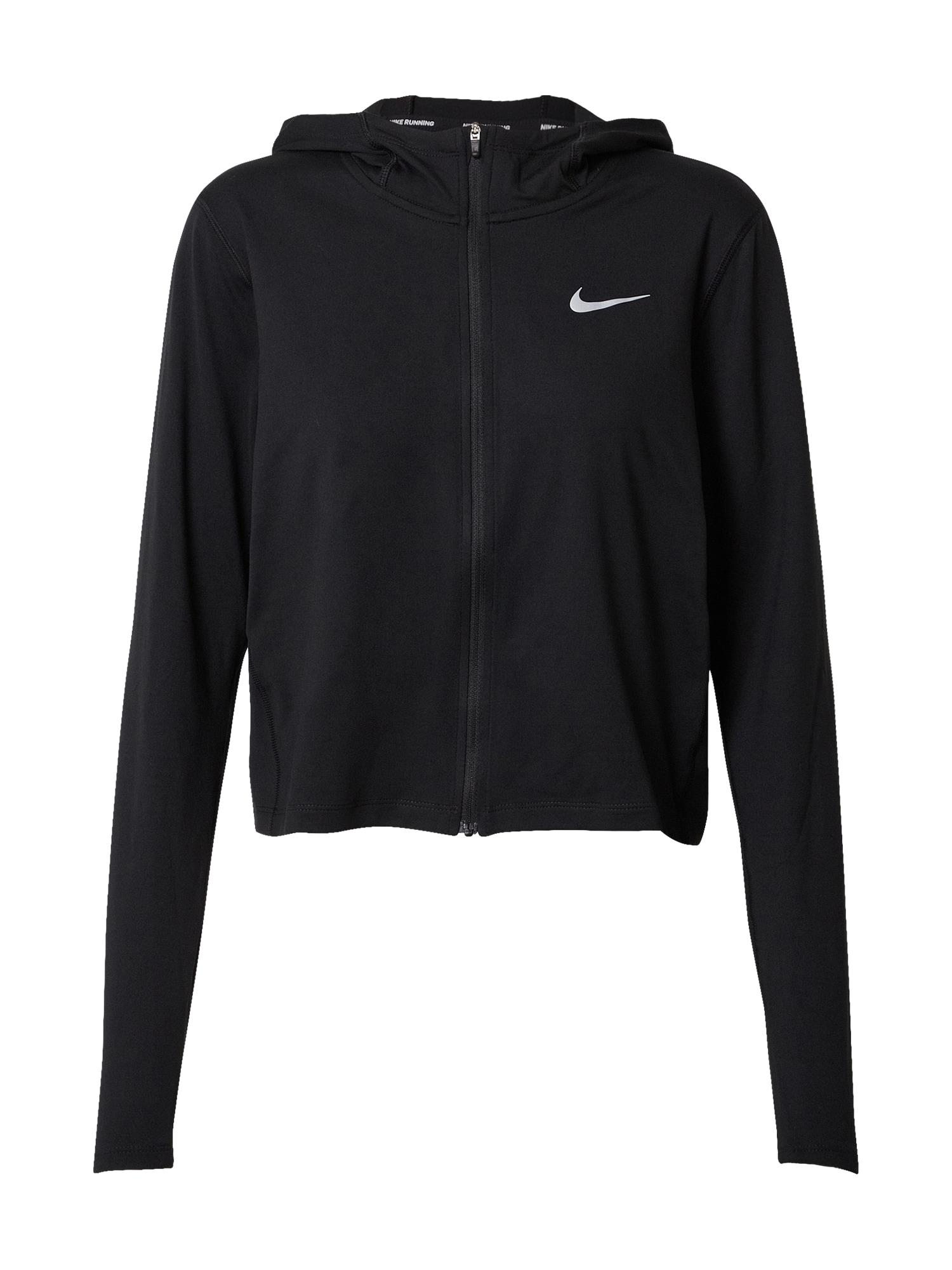 NIKE Sportiniai marškinėliai 'Element' juoda