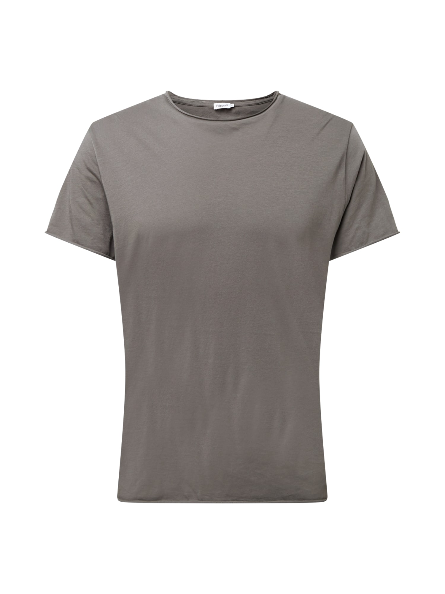 Filippa K Marškinėliai purvo spalva