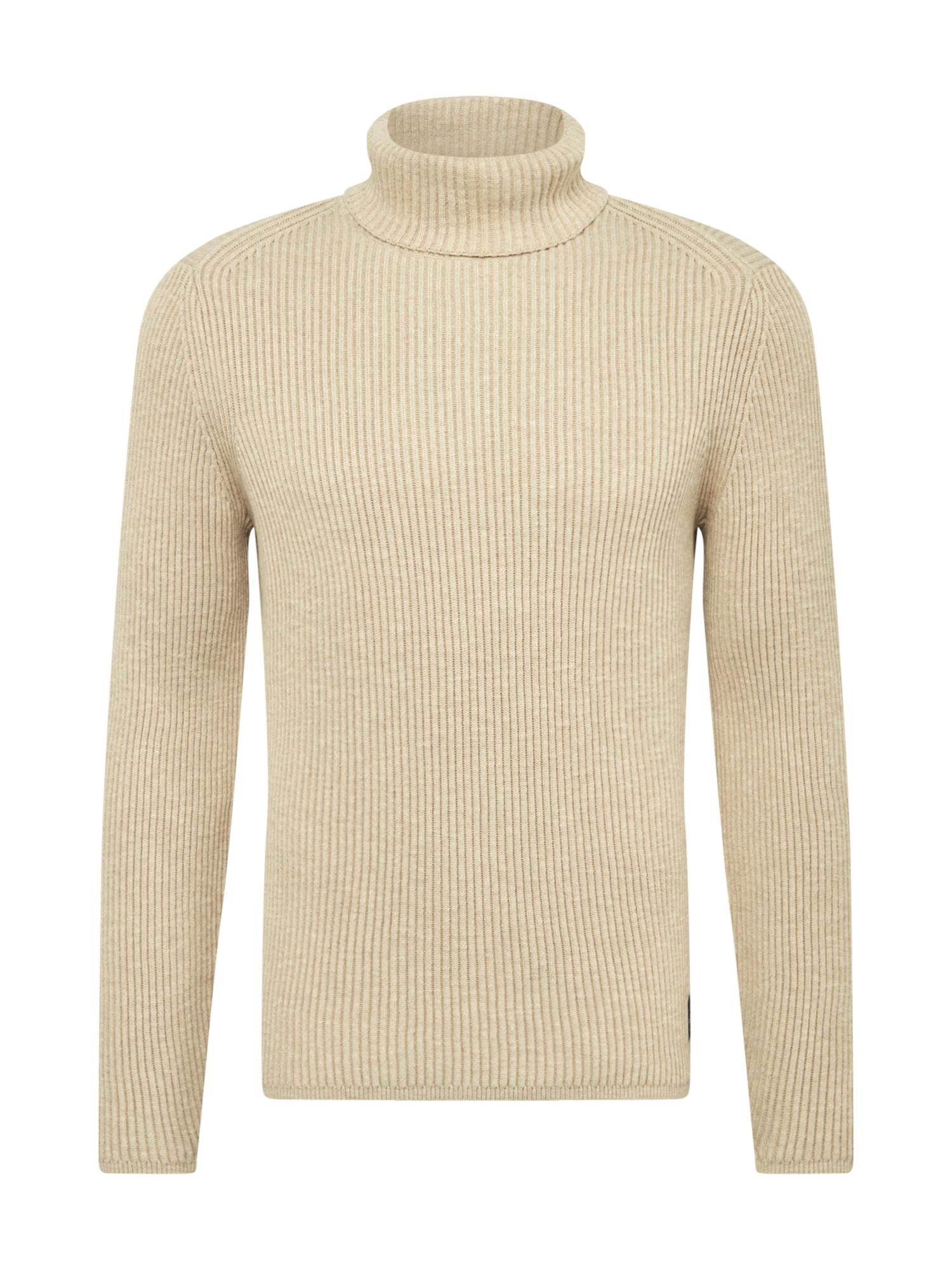 Marc O'Polo Megztinis nebalintos drobės spalva