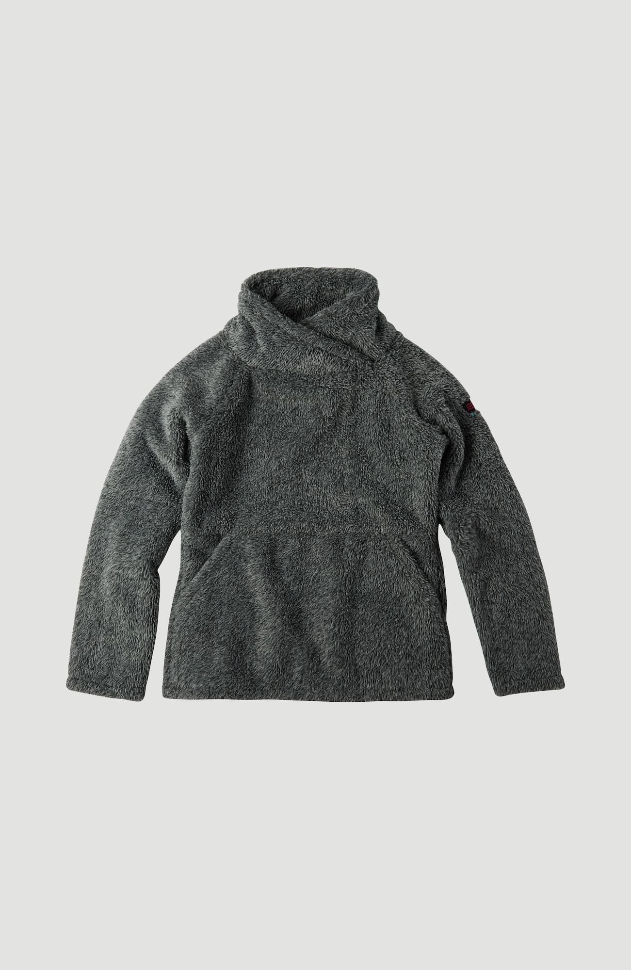 O'NEILL Funkcinis flisinis džemperis 'Hazel' tamsiai pilka