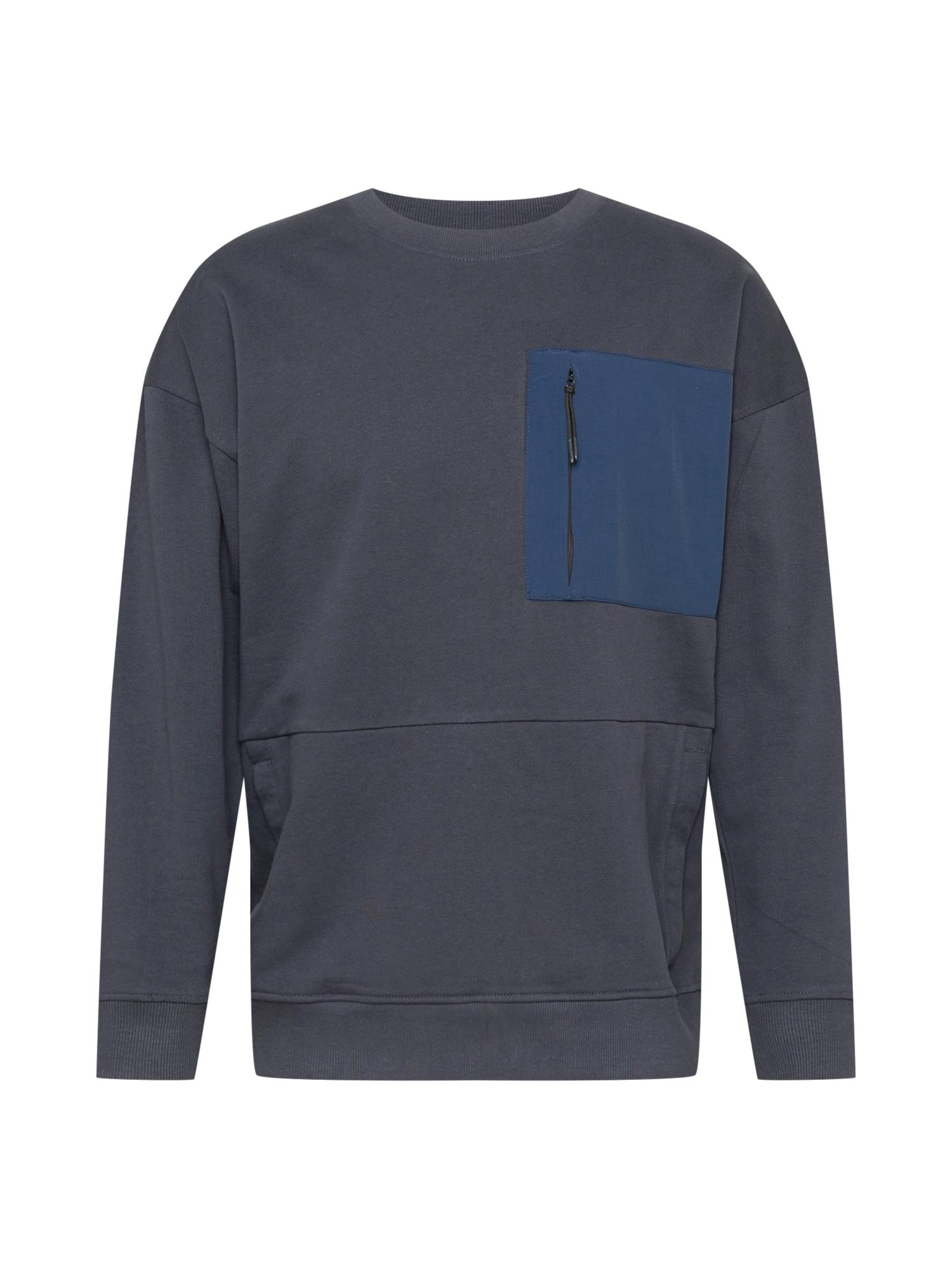 SHINE ORIGINAL Megztinis be užsegimo tamsiai mėlyna / tamsiai mėlyna