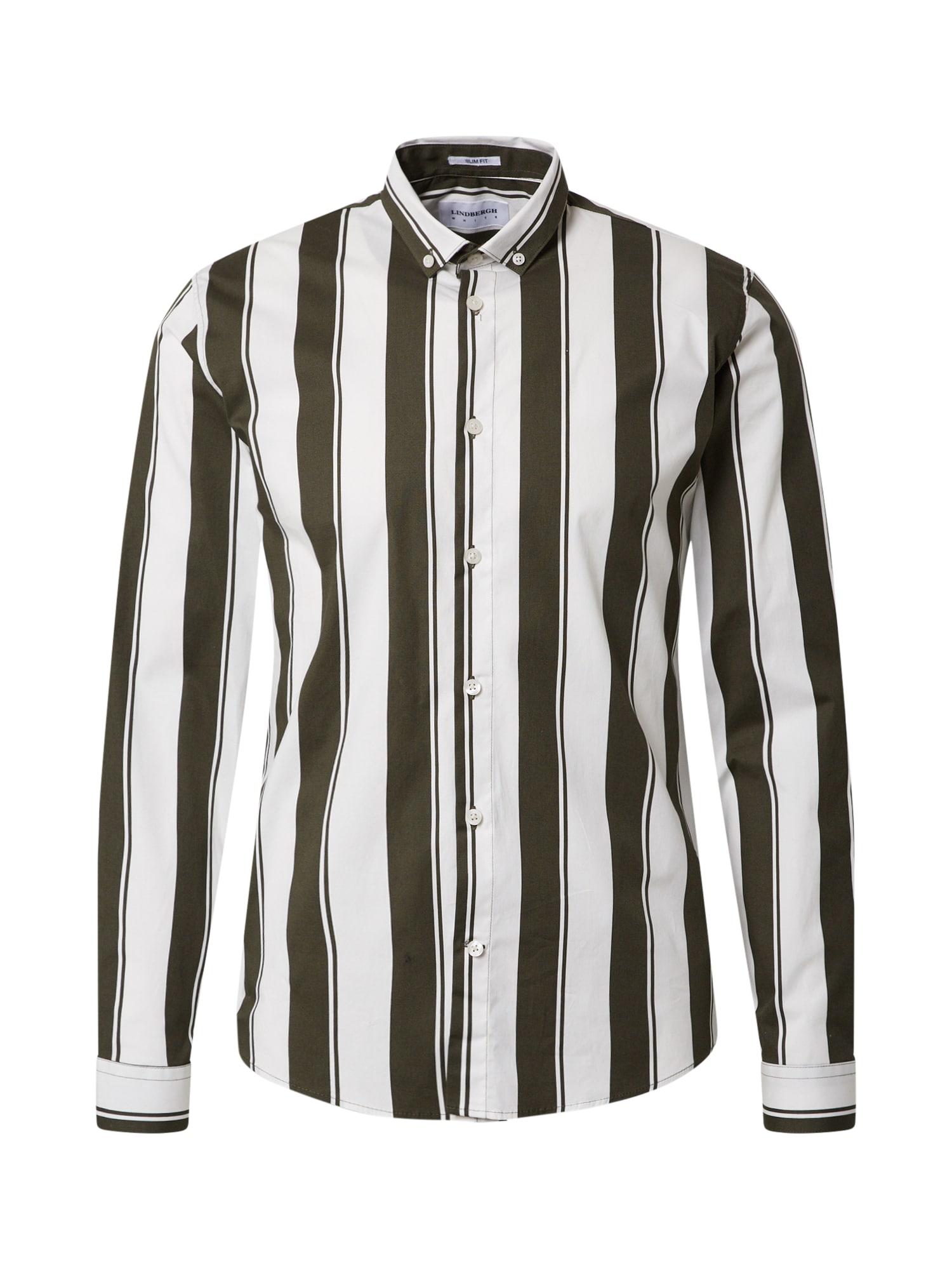 Lindbergh Marškiniai balta / juoda