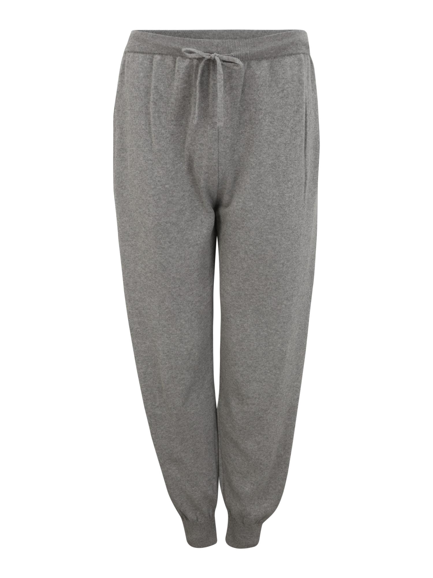 NU-IN Big & Tall Kelnės margai pilka