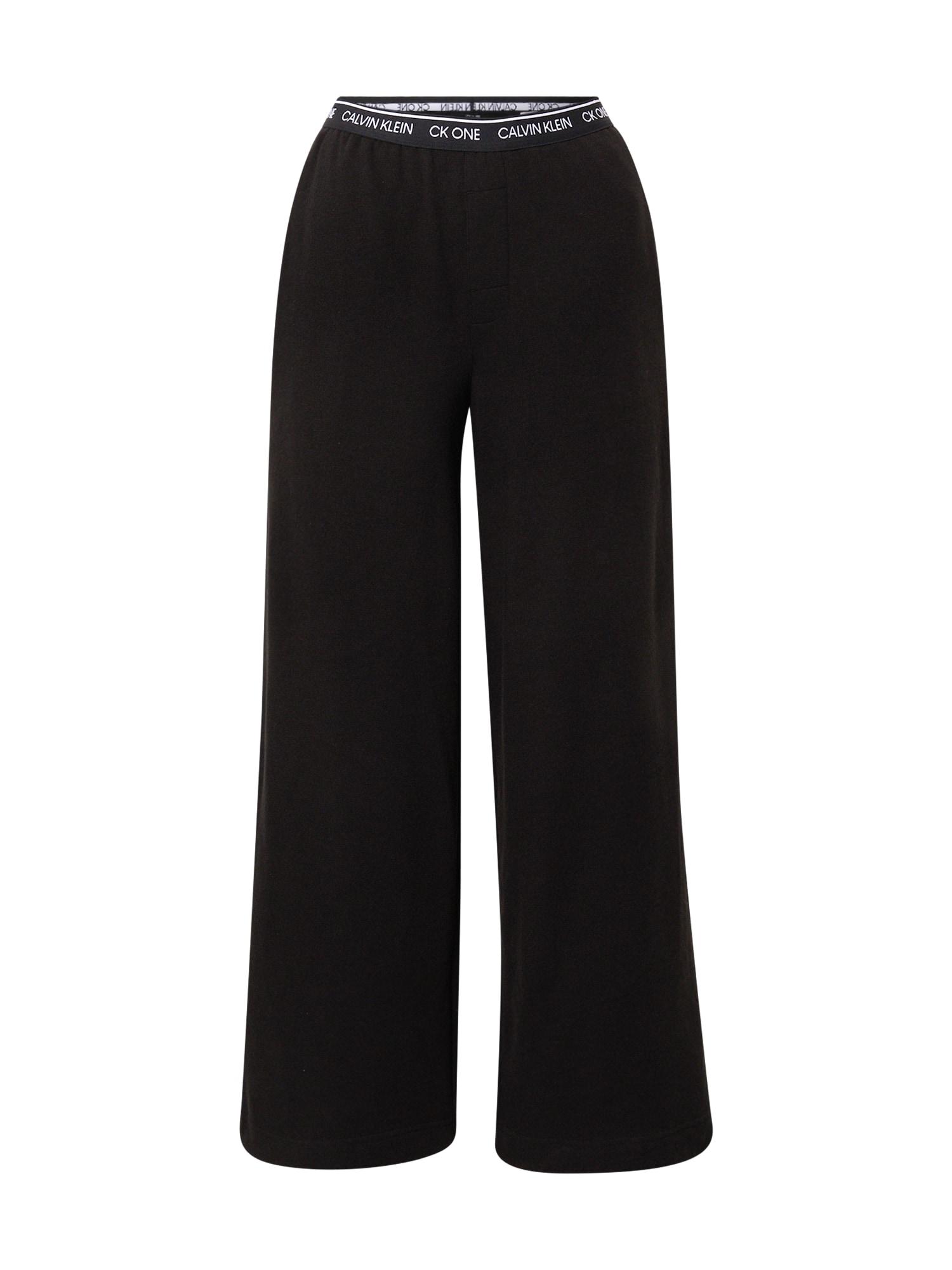 Calvin Klein Underwear Kelnės juoda