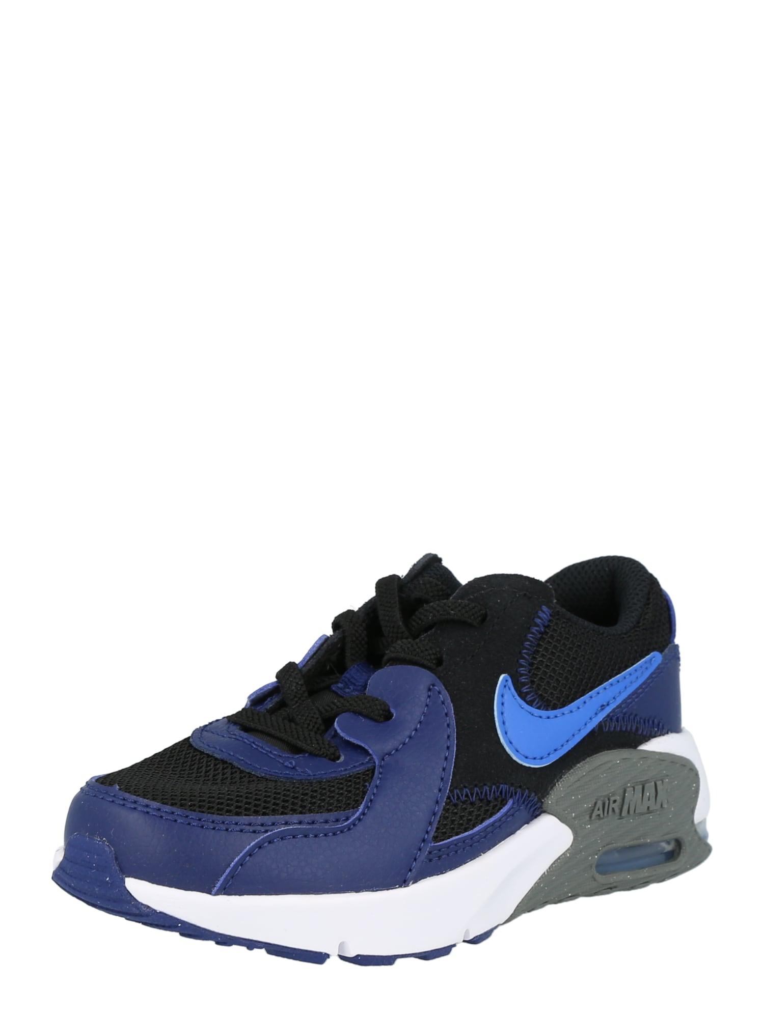 Nike Sportswear Tenisky 'Air Max Excee'  tmavě modrá / královská modrá / černá