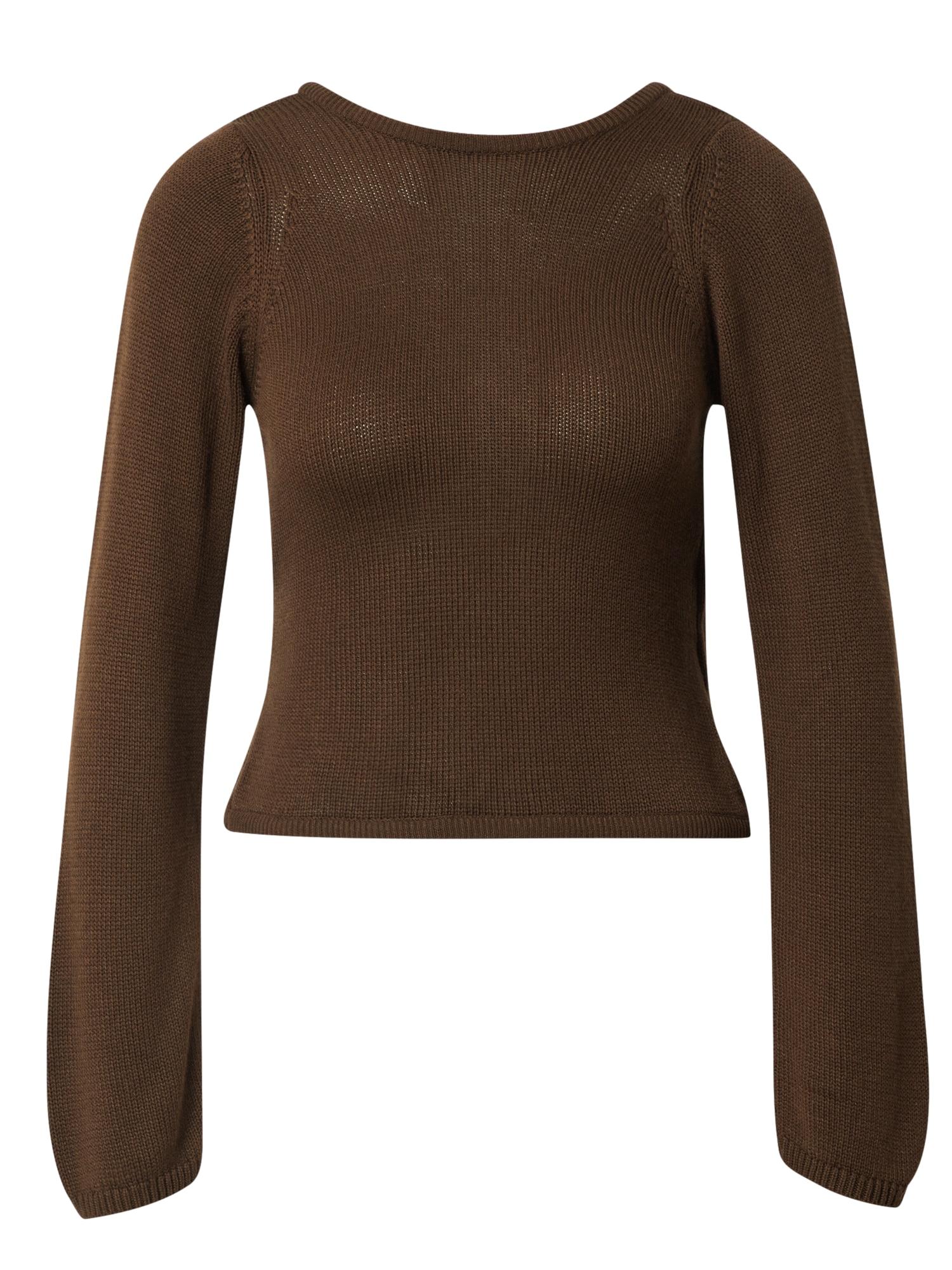 Liz Kaeber Marškinėliai ruda