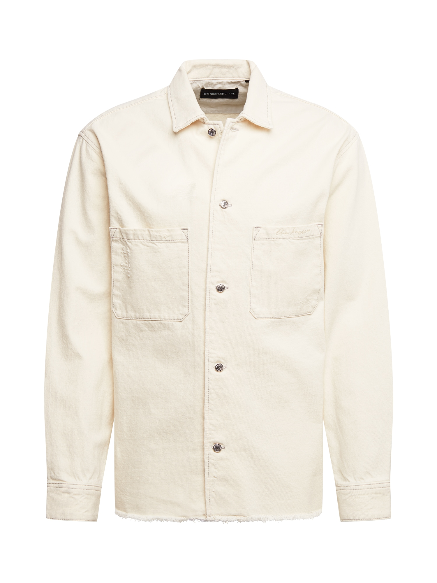 The Kooples Marškiniai kremo