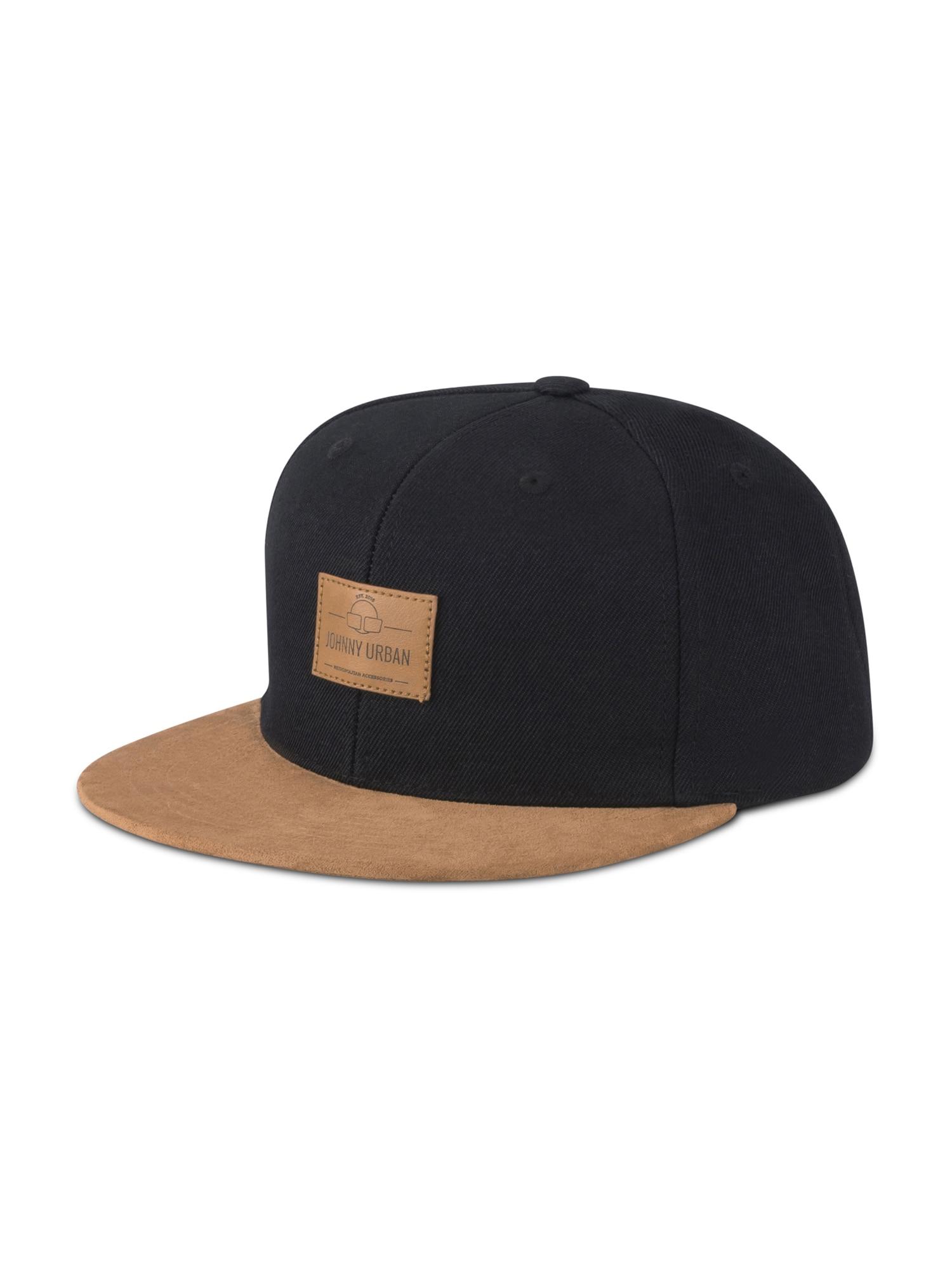 Johnny Urban Kepurė ruda / juoda