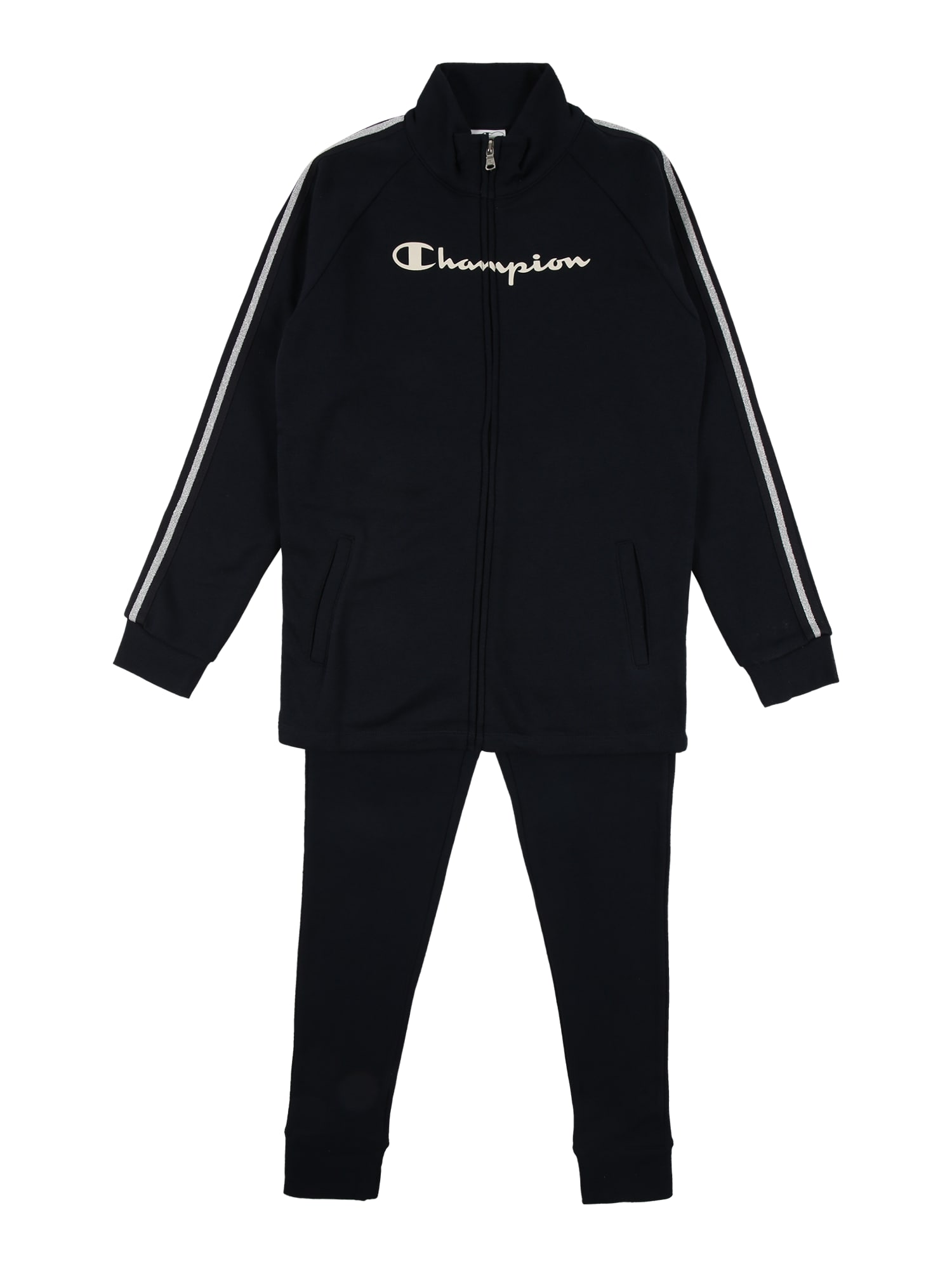 Champion Authentic Athletic Apparel Rinkinys tamsiai mėlyna / balta