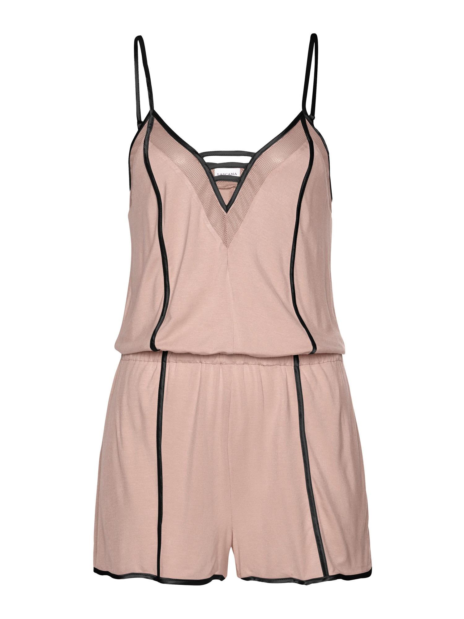 LASCANA Naminis kostiumas rožinė