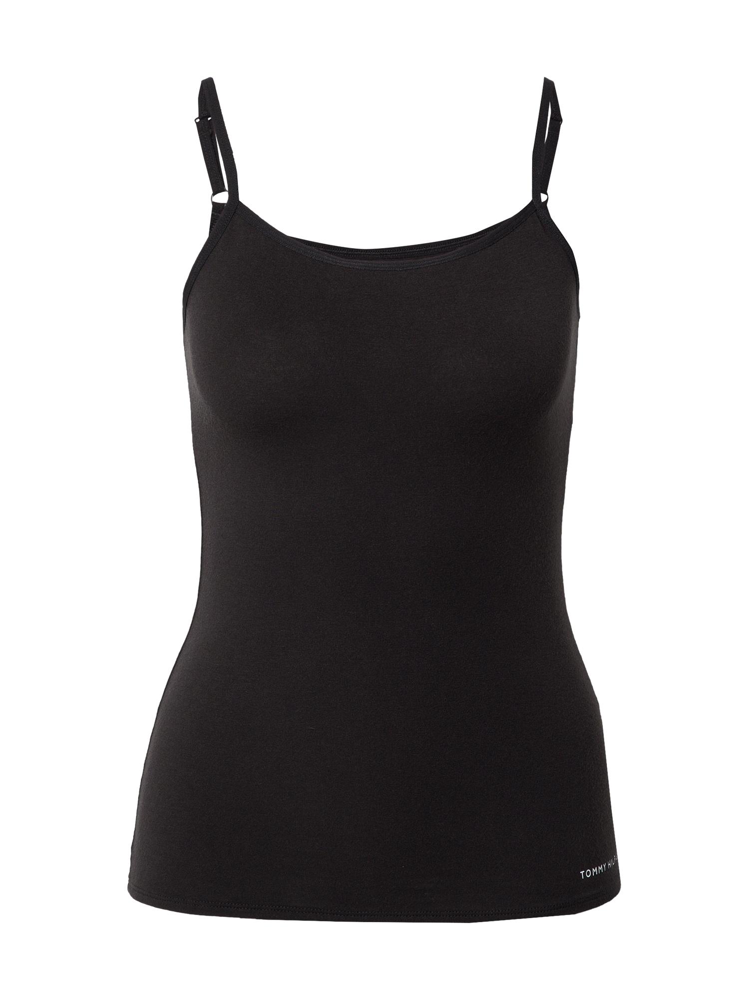 Tommy Hilfiger Underwear Apatiniai marškinėliai juoda