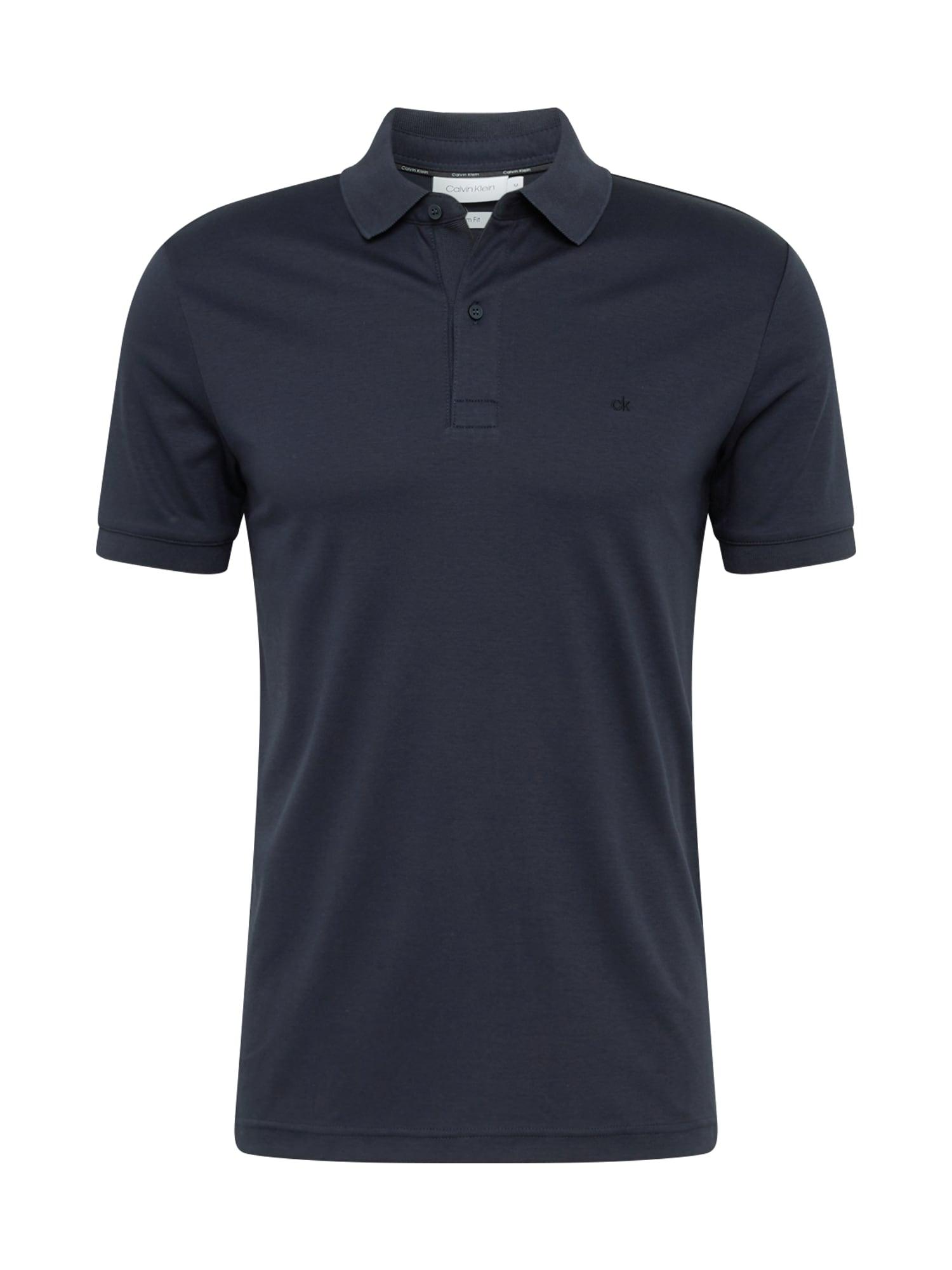 Calvin Klein Tričko  námořnická modř