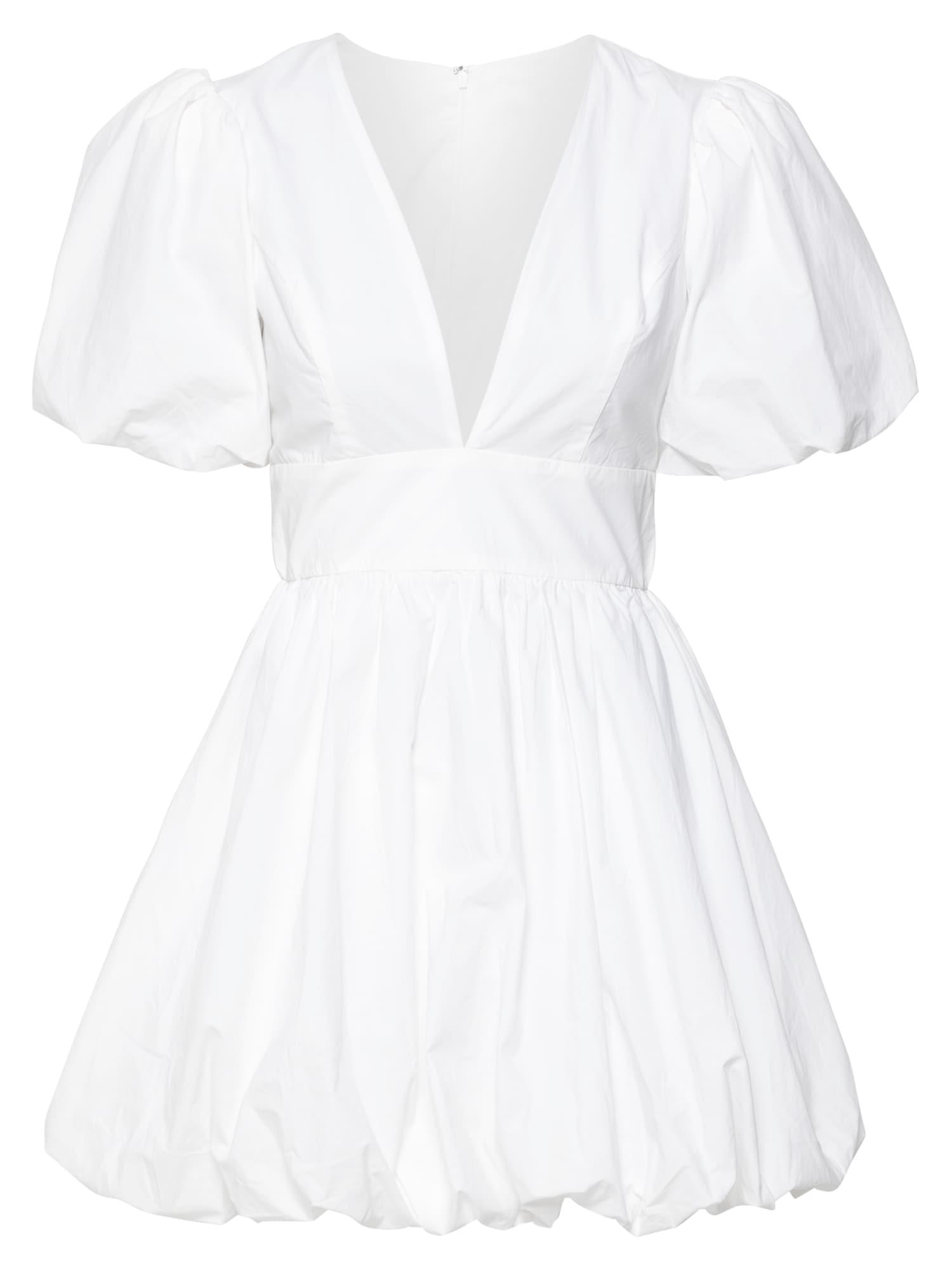 GLAMOROUS Kokteilinė suknelė balta