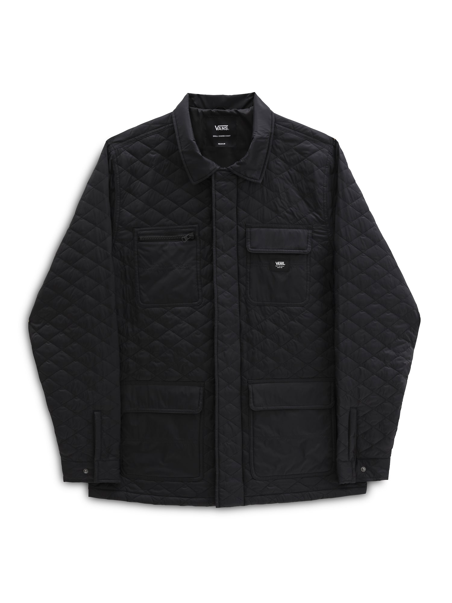 VANS Přechodná bunda  černá