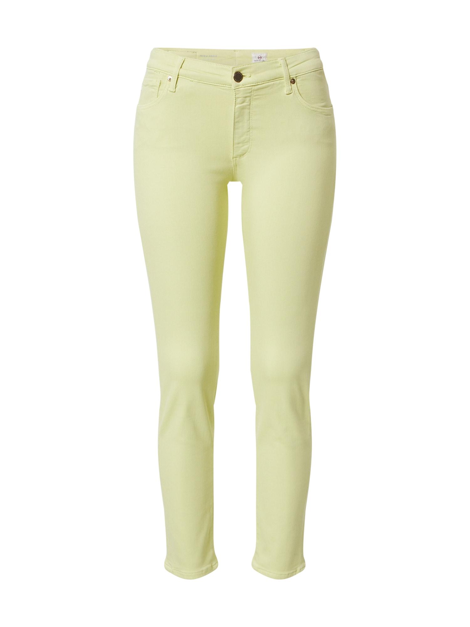 AG Jeans Džinsai šviesiai žalia