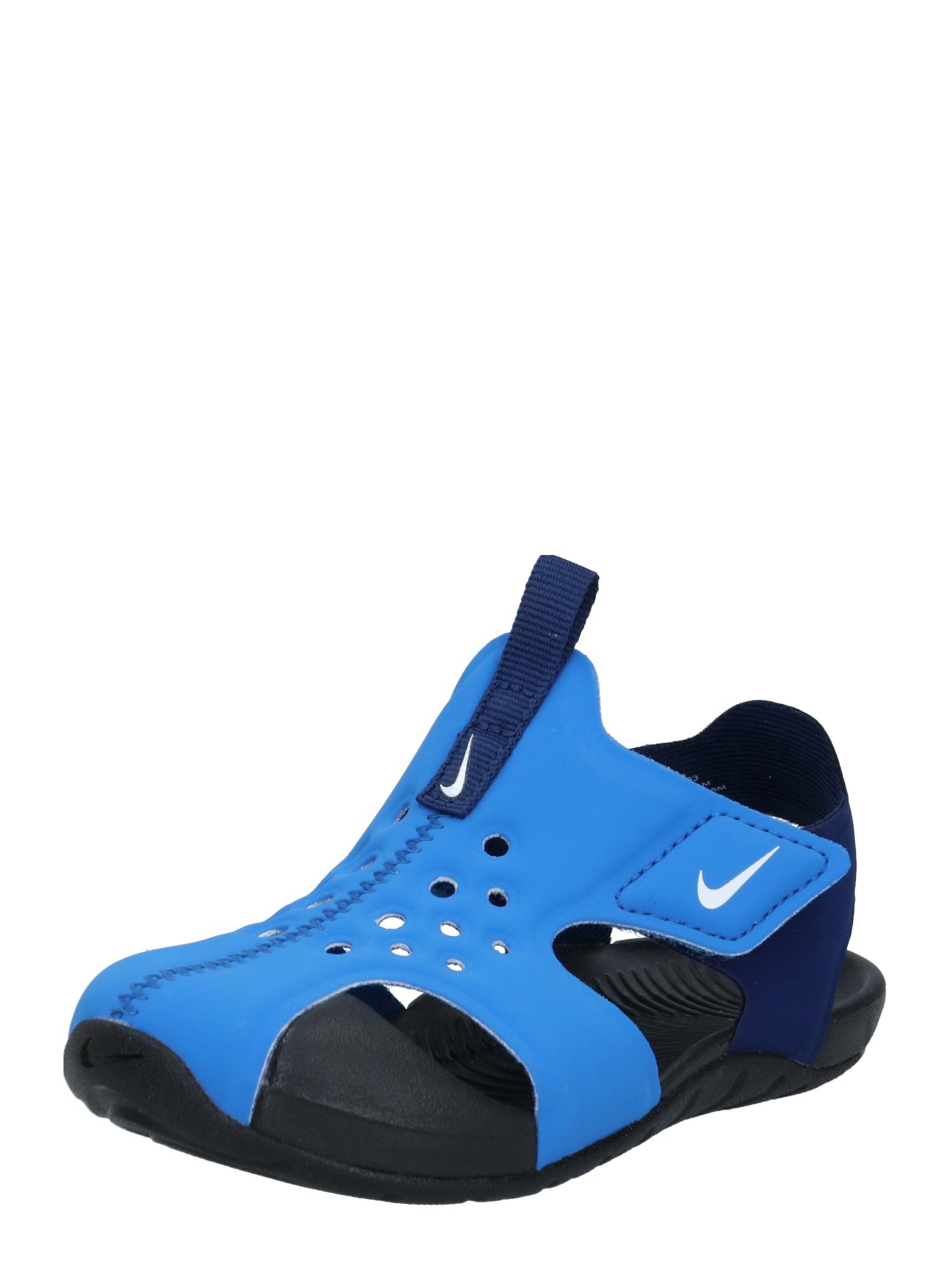 Nike Sportswear Atviri batai mėlyna