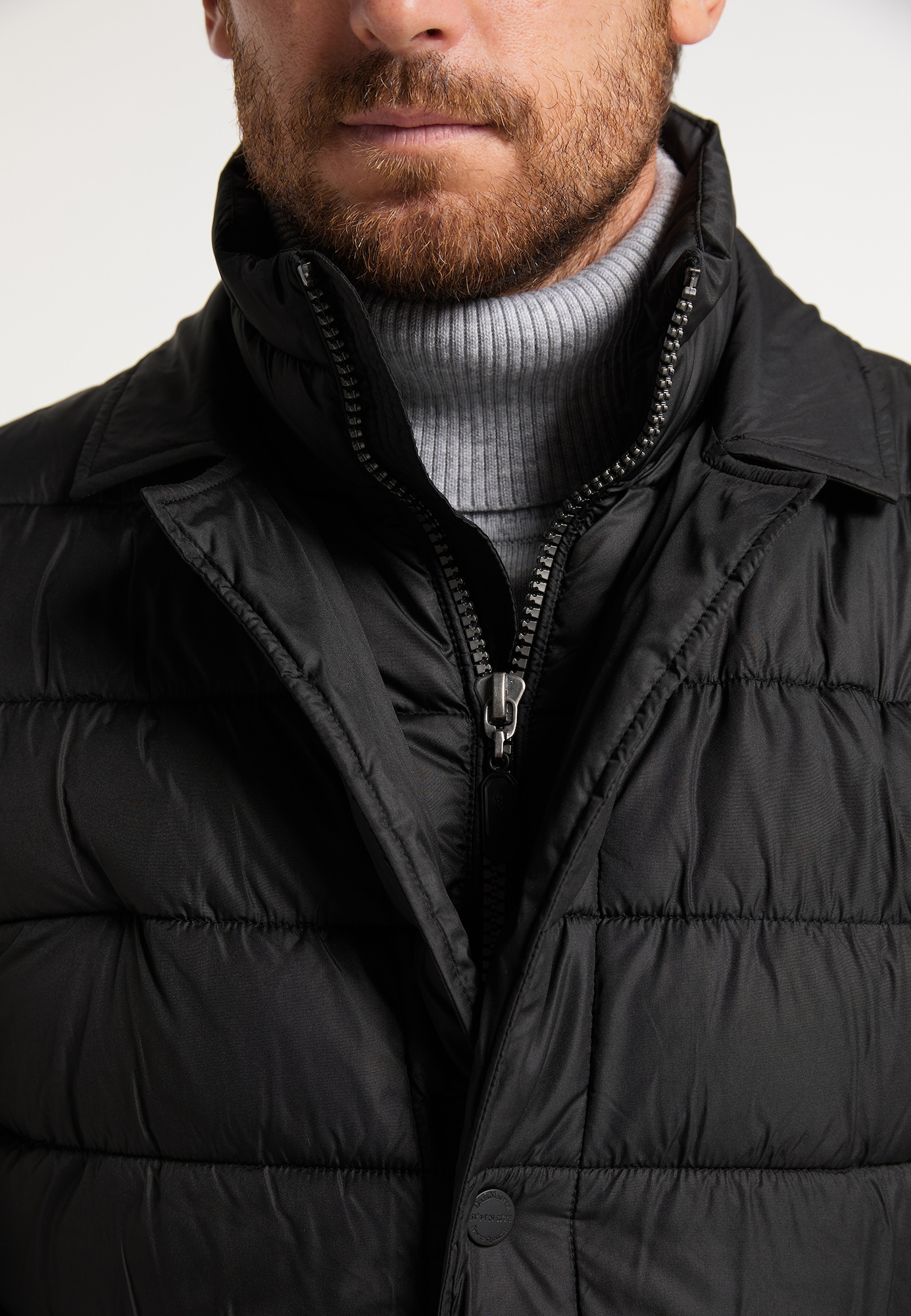 DreiMaster Klassik Zimná bunda  čierna.